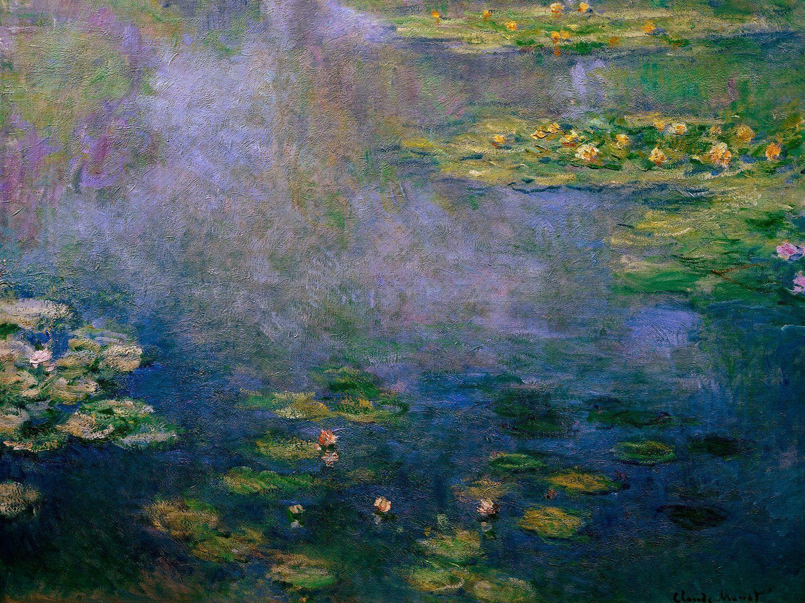 Claude Monet Wallpapers Wallpaper Cave