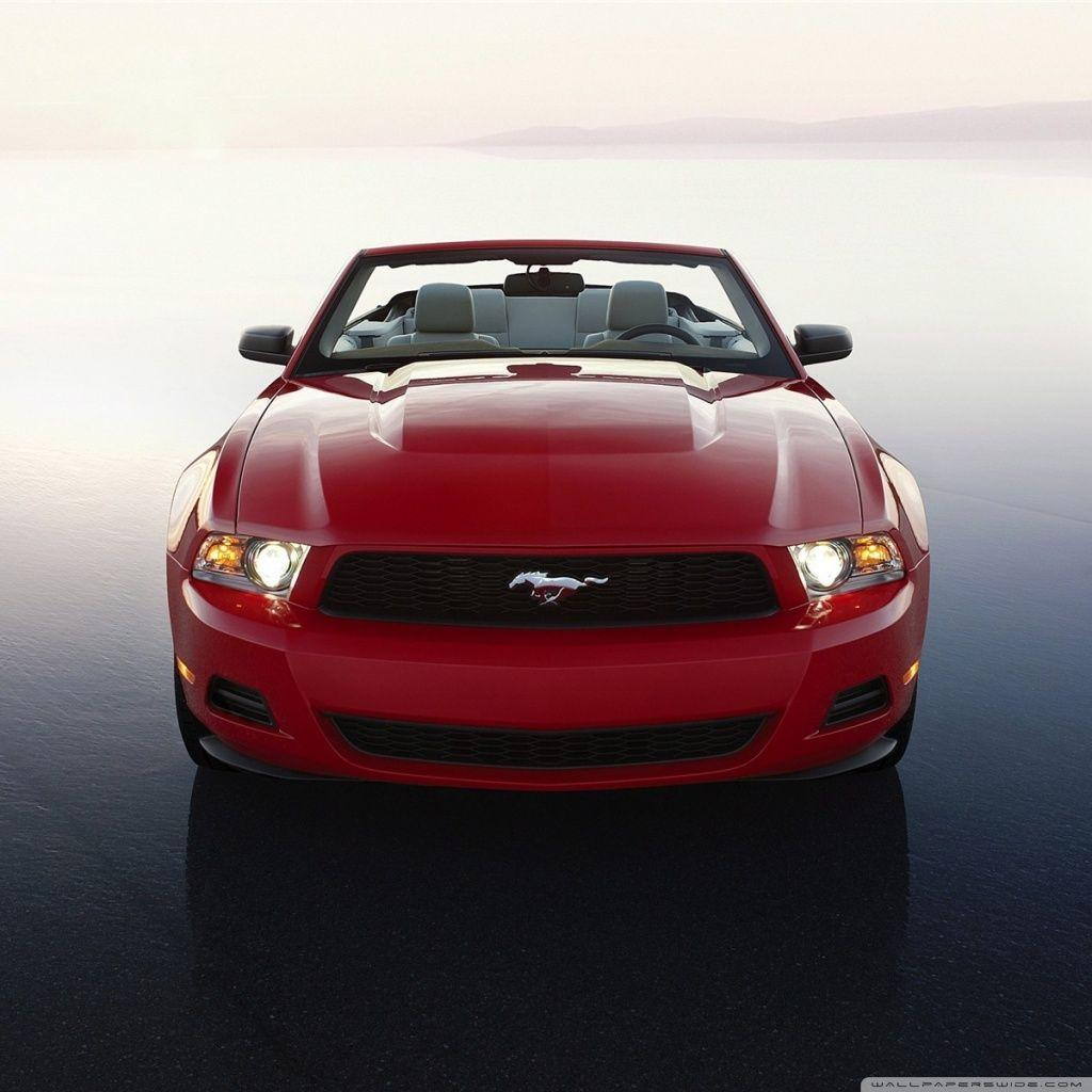 Ford Mustang Red Wallpapers
