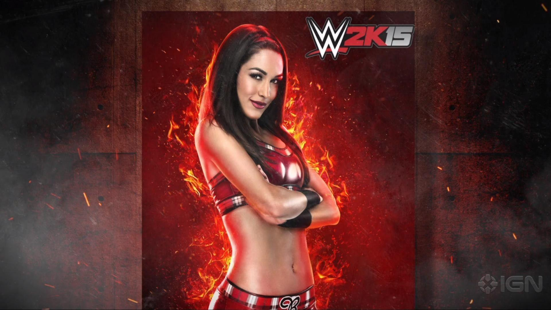 Nikki Bella 2015 HD Wallpapers - New HD Wallpapers