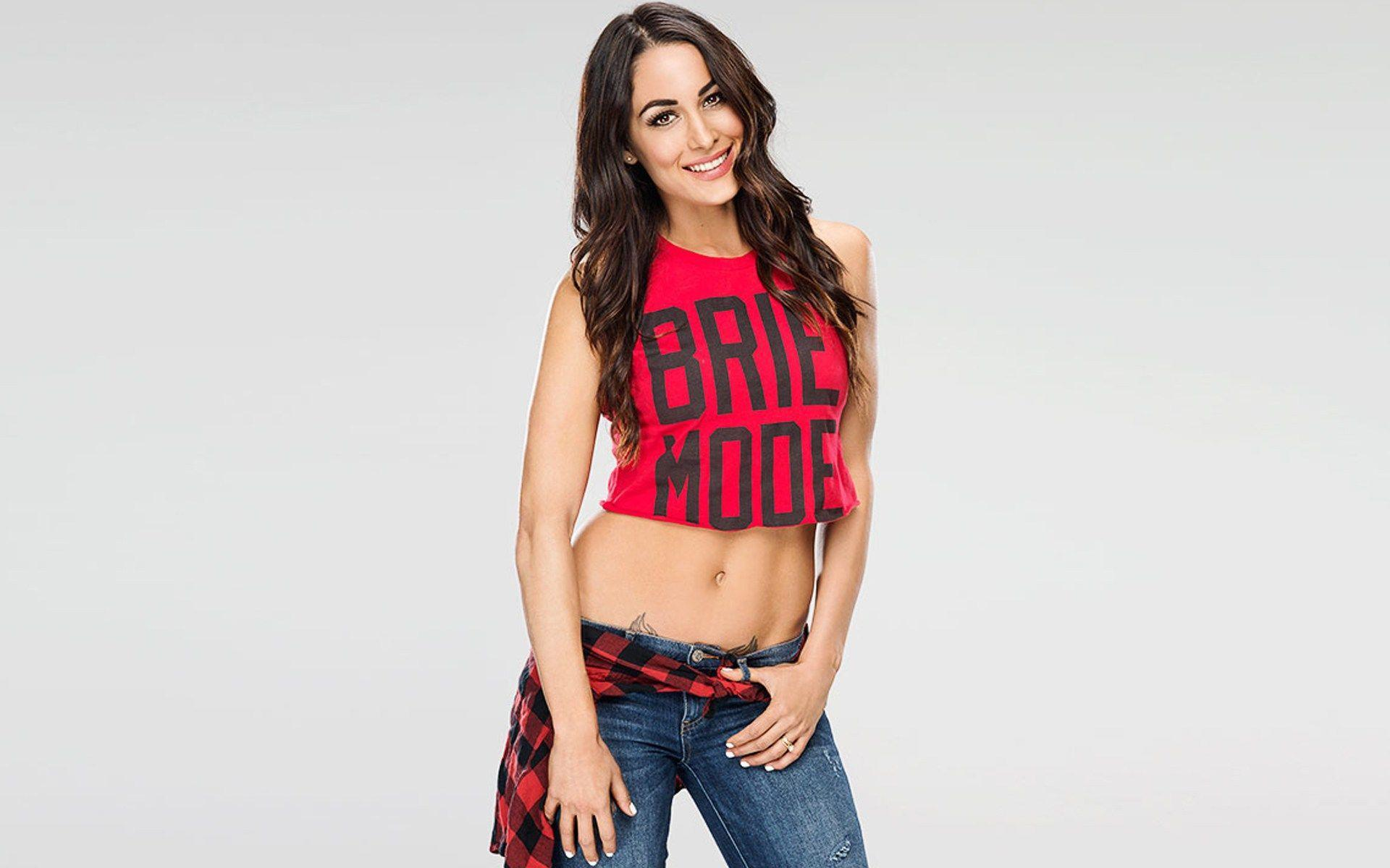 Beautiful Brie Bella HD Wallpapers