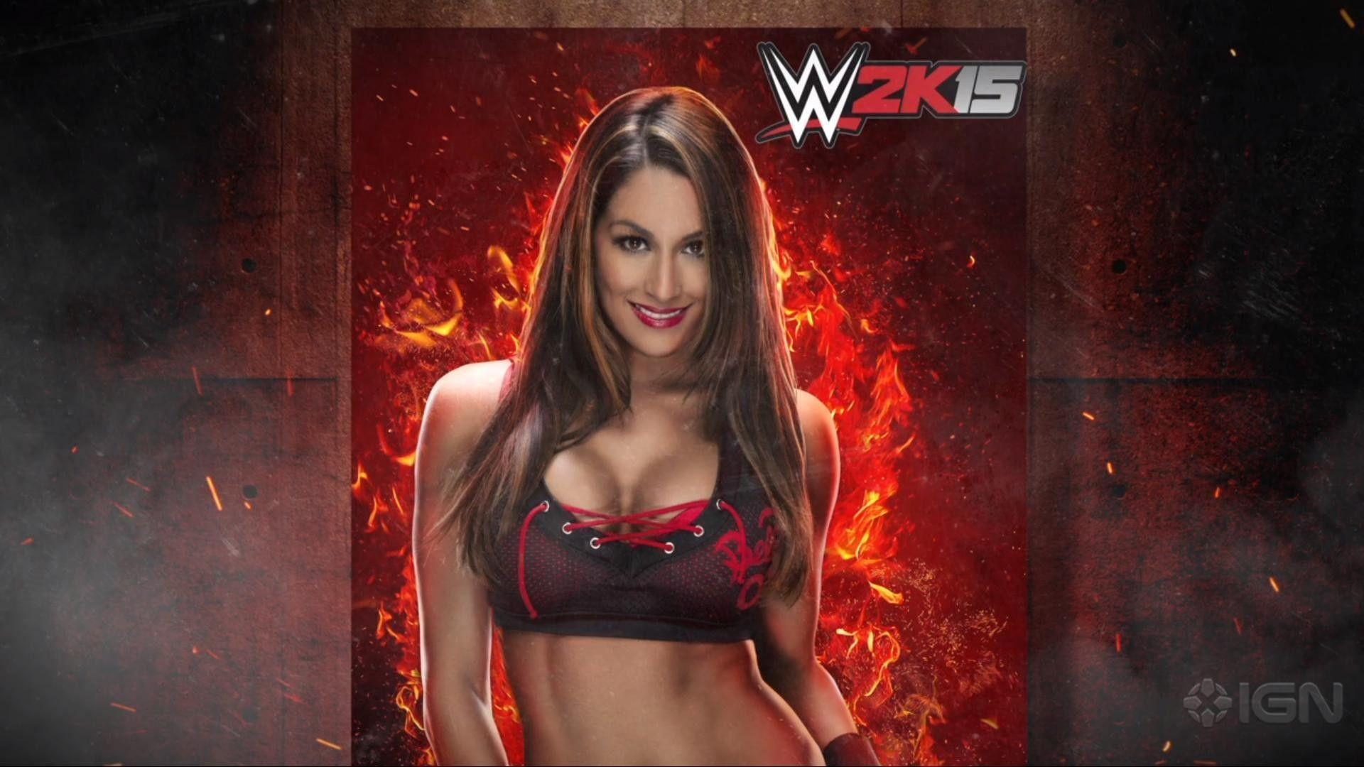 WWE Nikki Bella Wallpaper - Girls HD Wallpapers