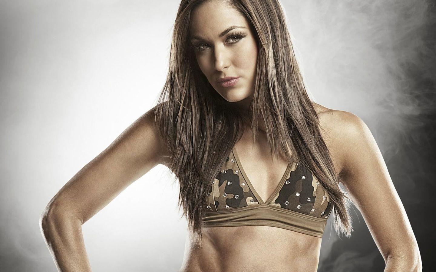 Brie Bella And Nikki Bella Wallpaper | CloudPix | Places to Visit ...
