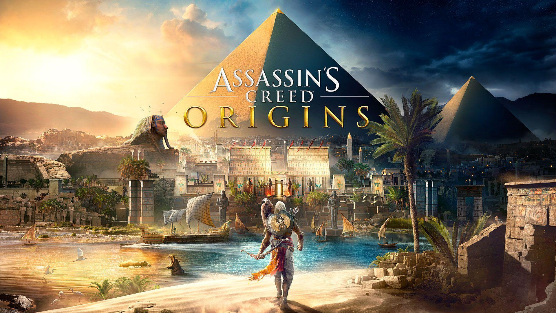 Assassin's Creed Origins on Xbox One, PS4, PC