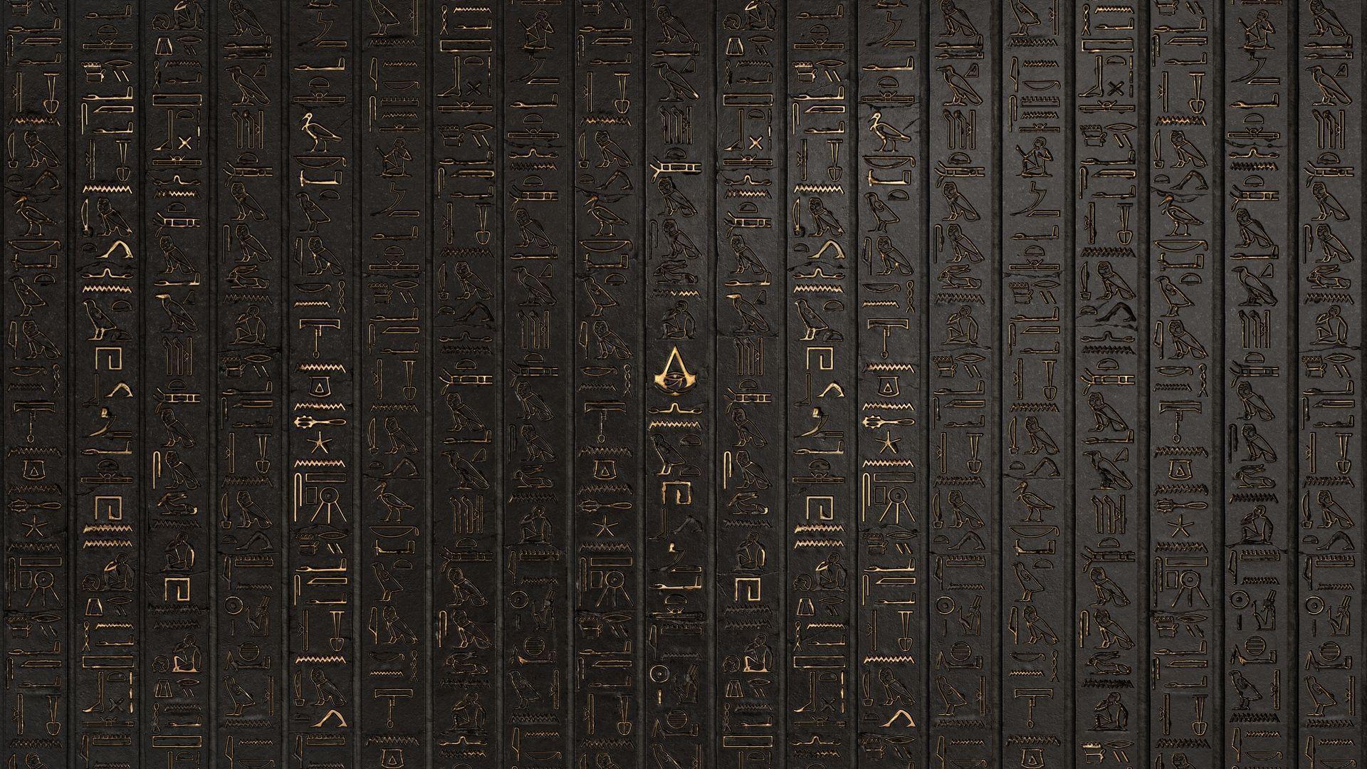 Assassins Creed Origins Wallpaper: Assassin's Creed: Origins Wallpapers