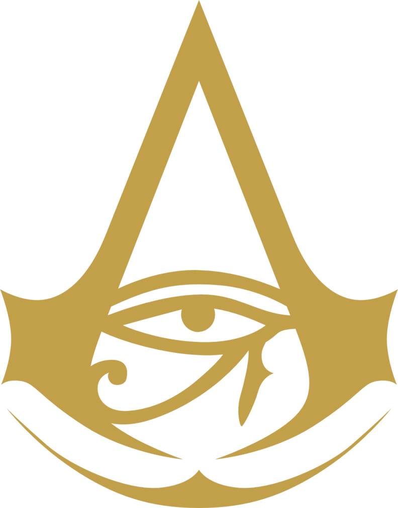 Assassin's Creed Origins wallpapers and logo