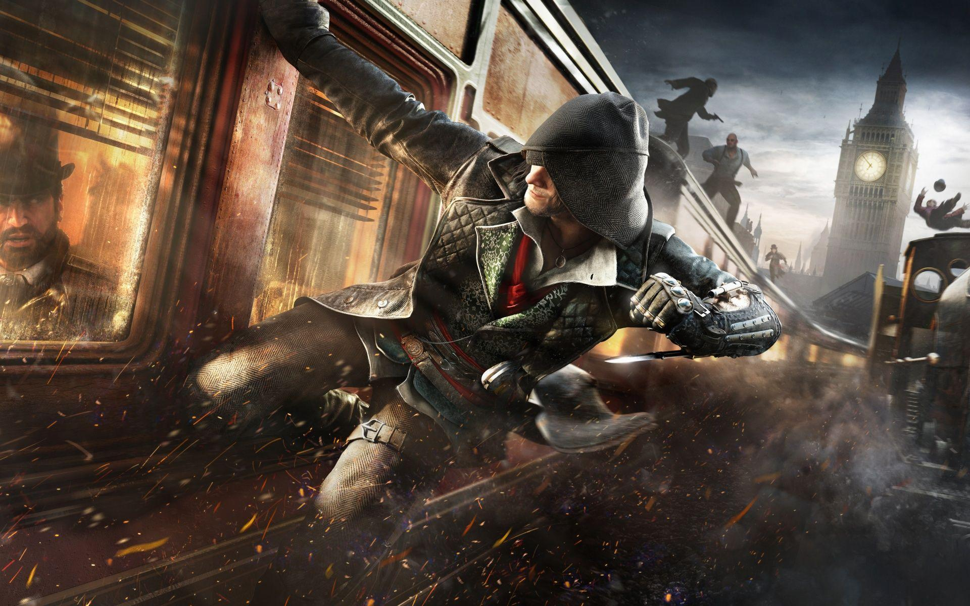 Download HD Assassins Creed Syndicate Game Wallpapers