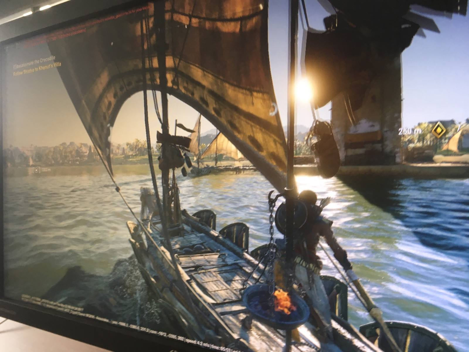 First Look at Assassin's Creed: Origins