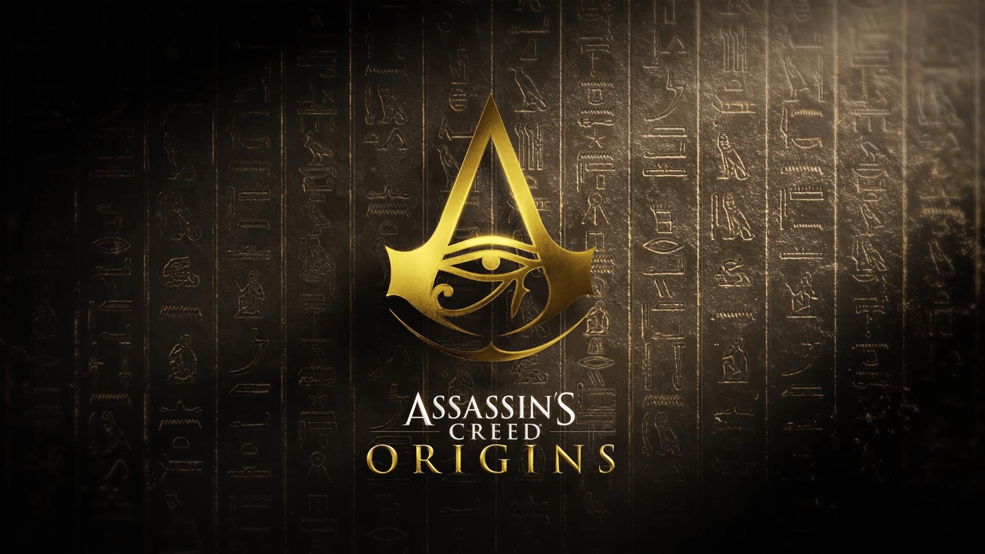 Assassin's Creed: Origins Wallpapers