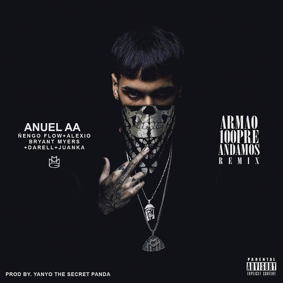 Anuel Aa Wallpapers Wallpaper Cave