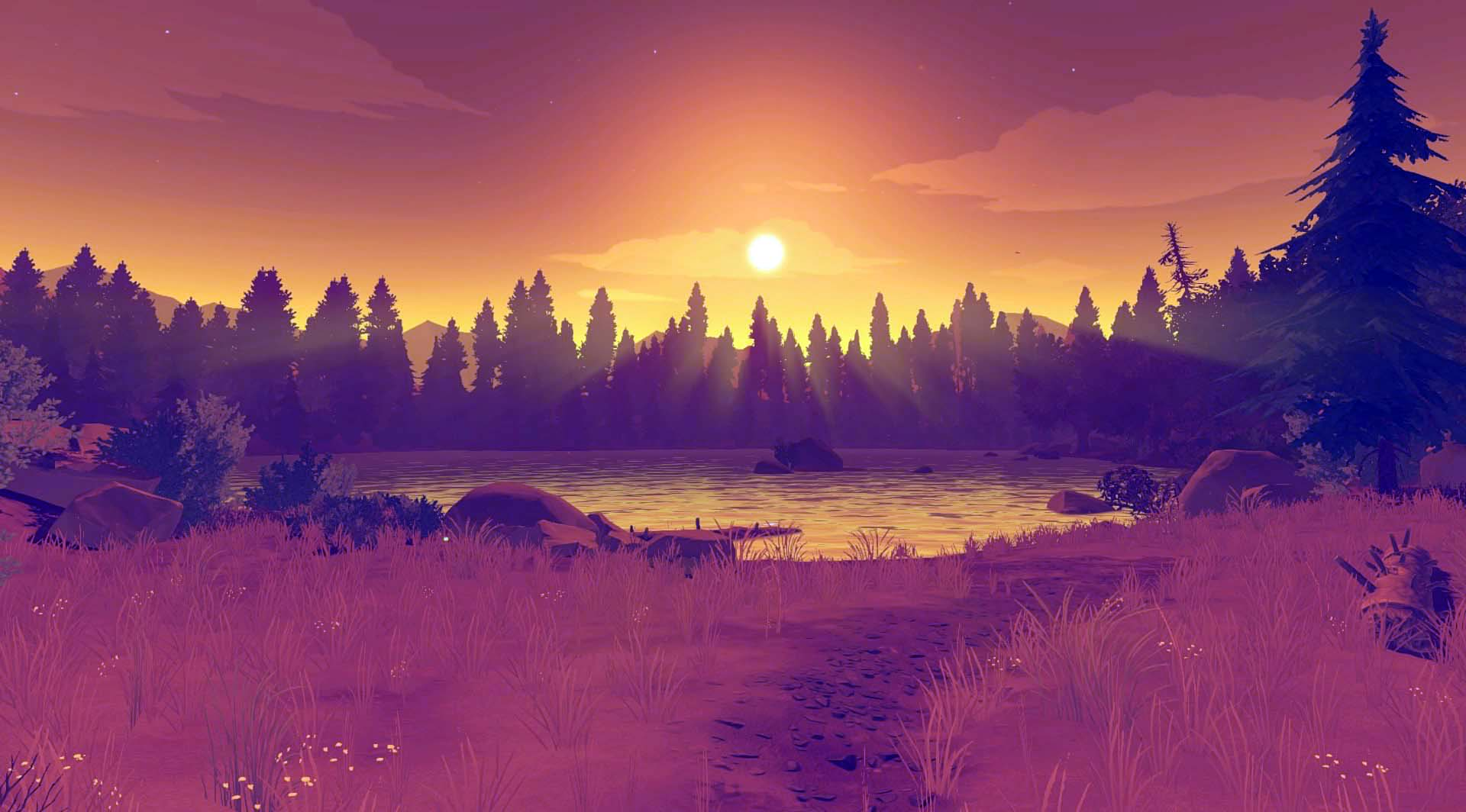 Firewatch Game Wallpaper Pictures 59153 1920x1064 px .