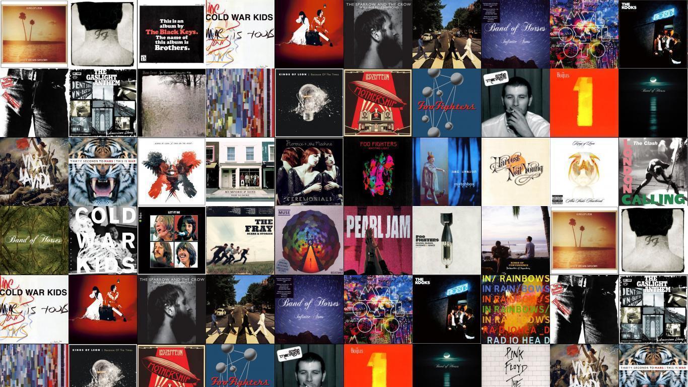 Album Covers Wallpapers - Wallpaper Cave