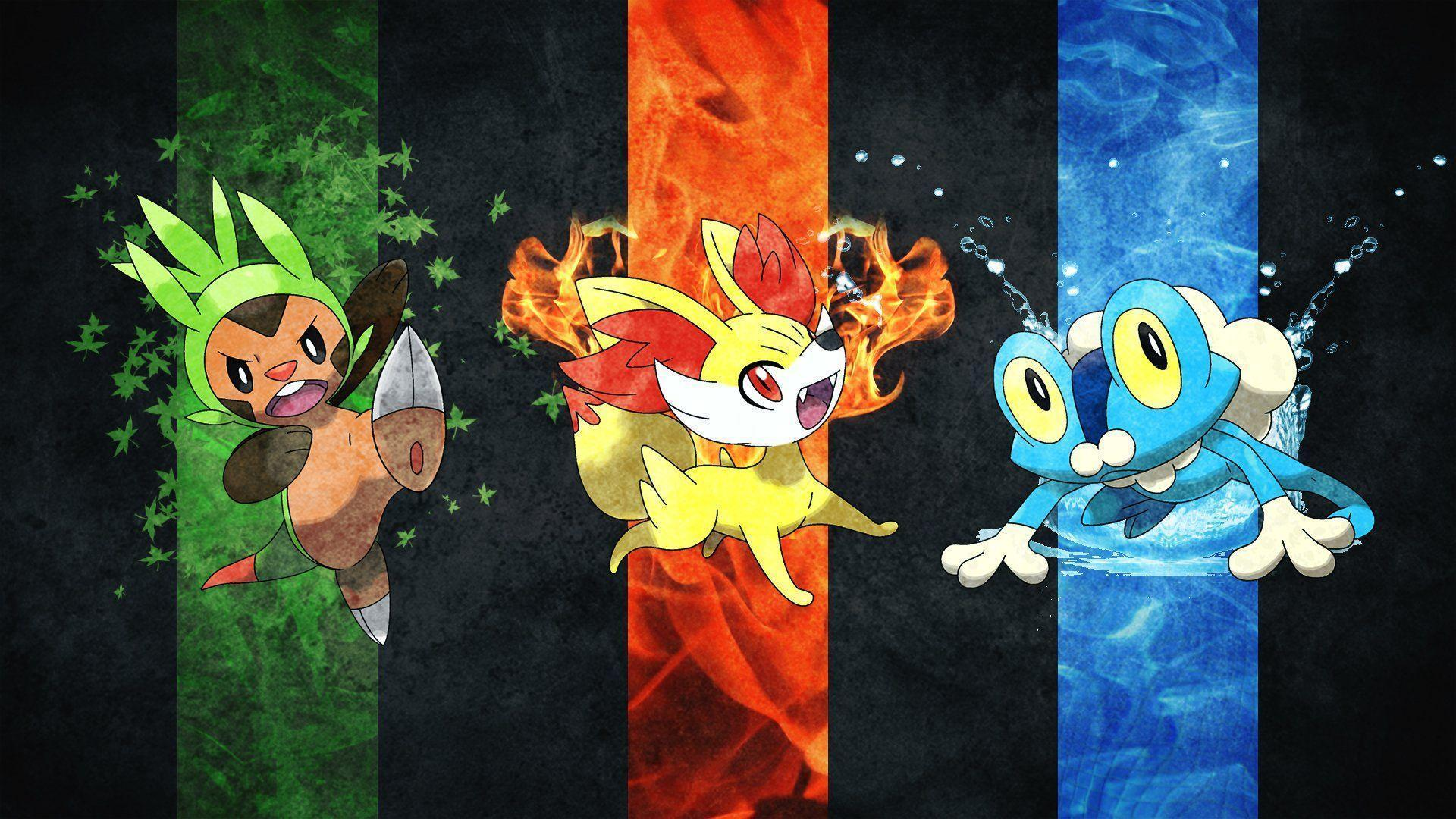 15 Fennekin (Pokémon) HD Wallpapers | Background Images - Wallpaper ...