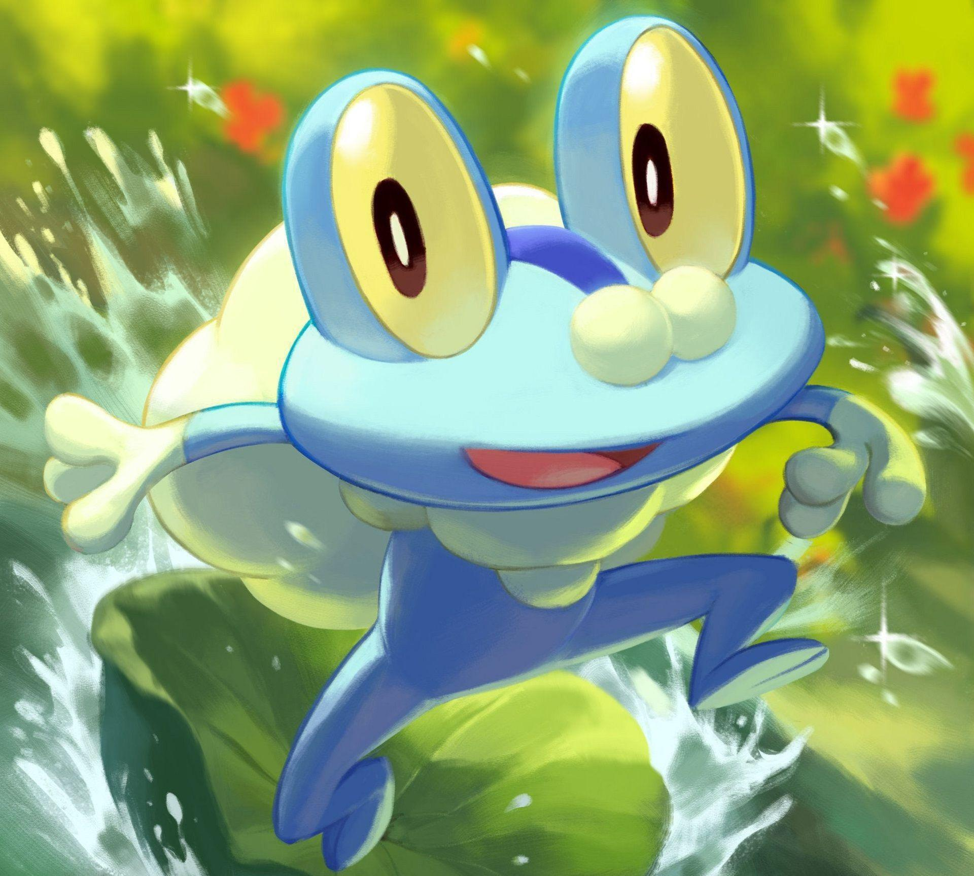Froakie Wallpapers Image Photos Pictures Backgrounds