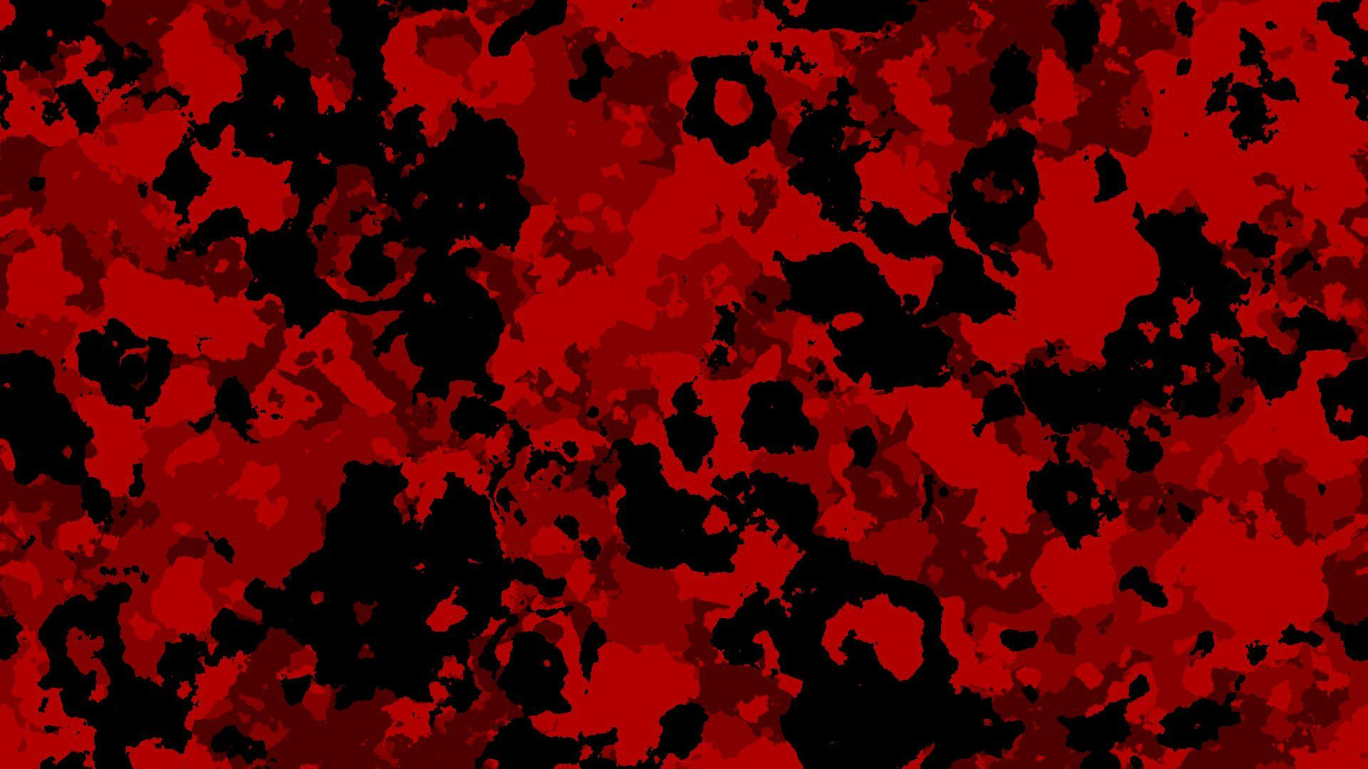 Red Camo Wallpapers Wallpaper Cave