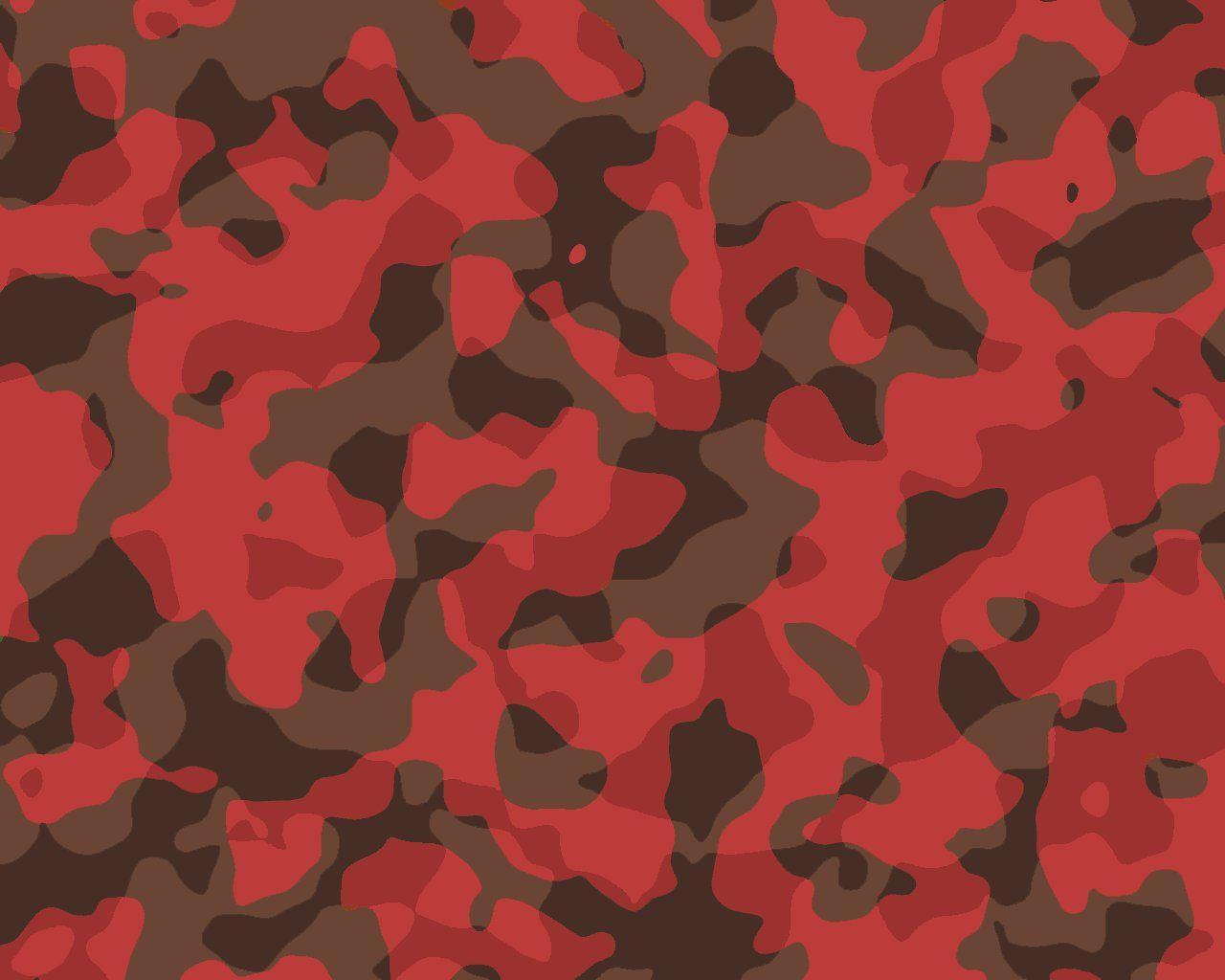 Red camo wallpapers wallpaper cave for Cama wallpaper
