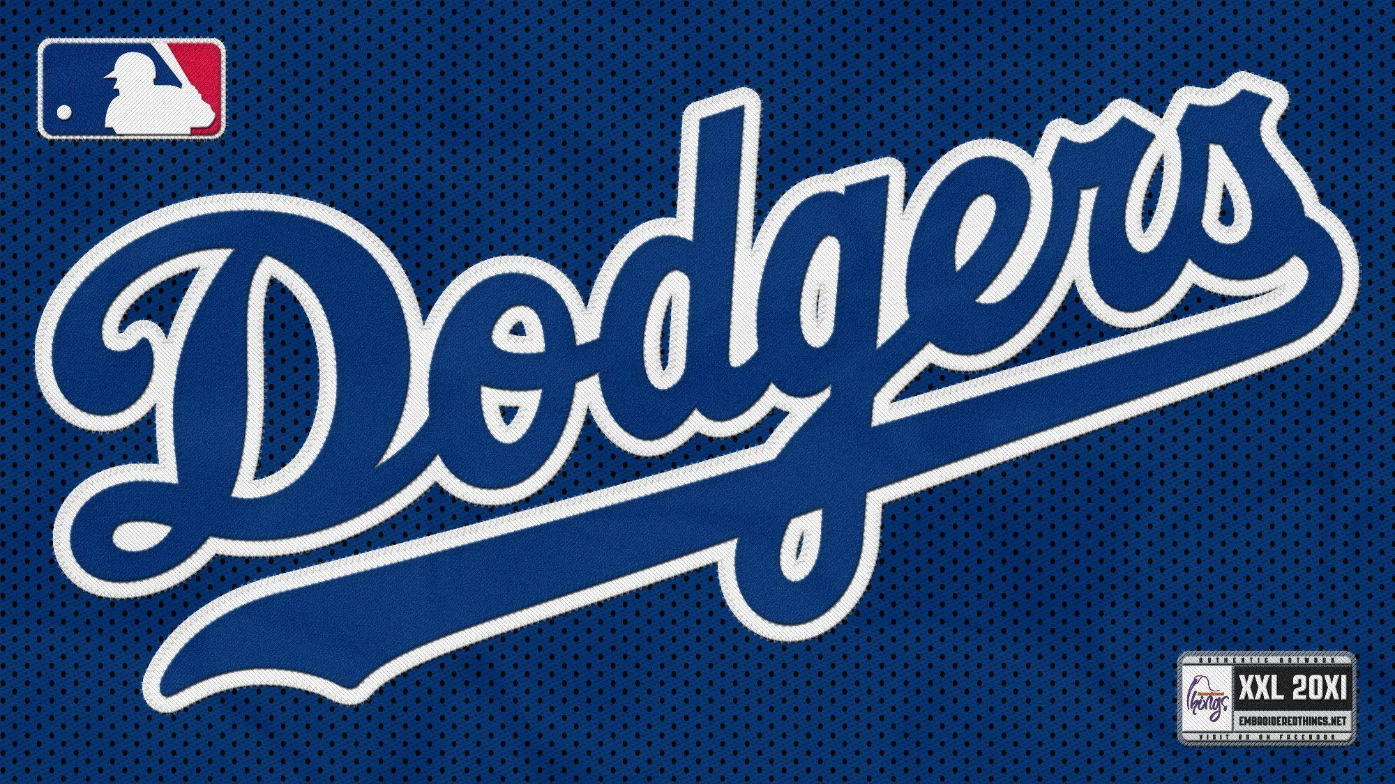 Los Angeles Dodgers Baseball Wallpapers Wallpaper Cave