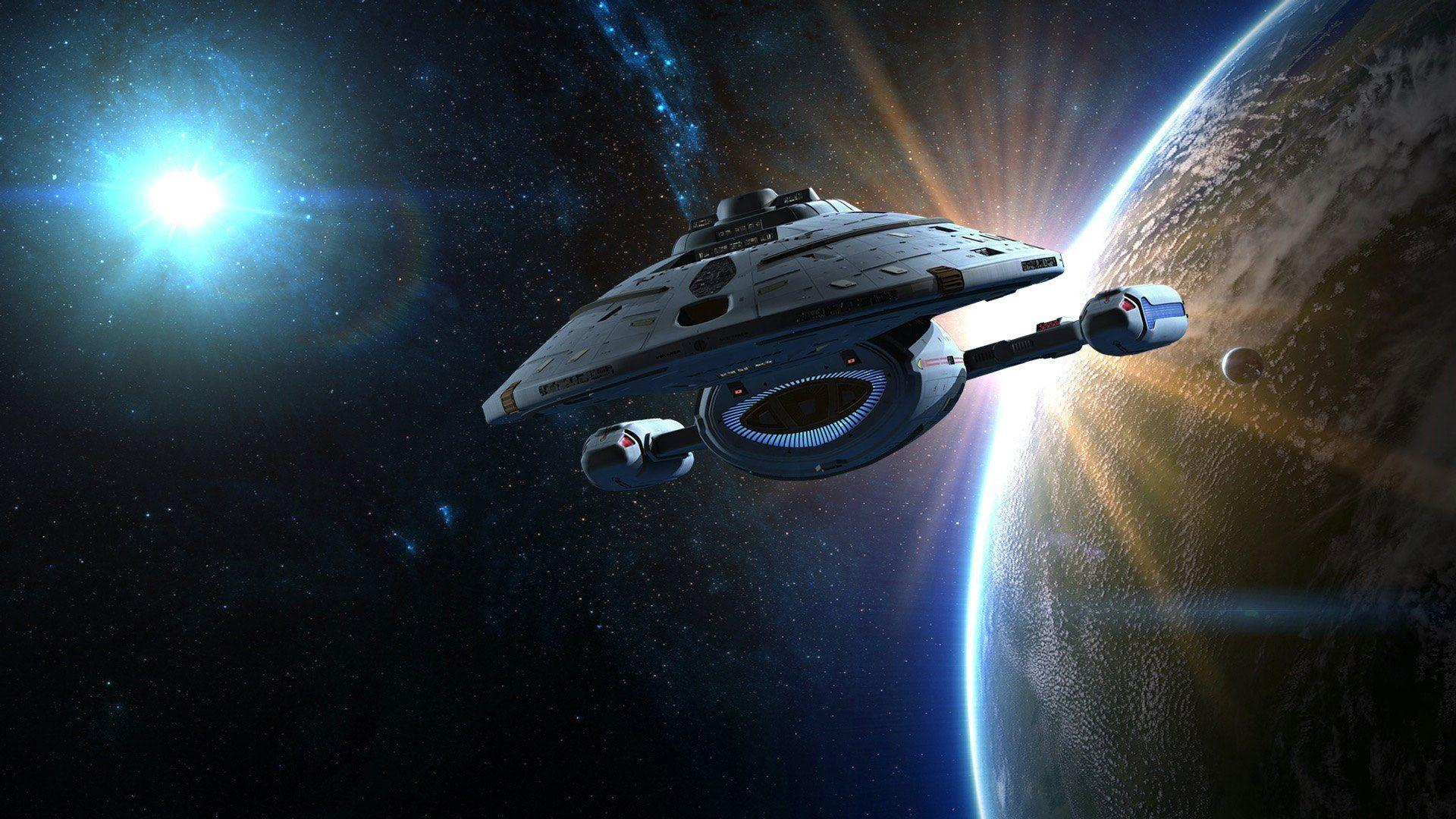 Star Trek Voyager HD Wallpapers