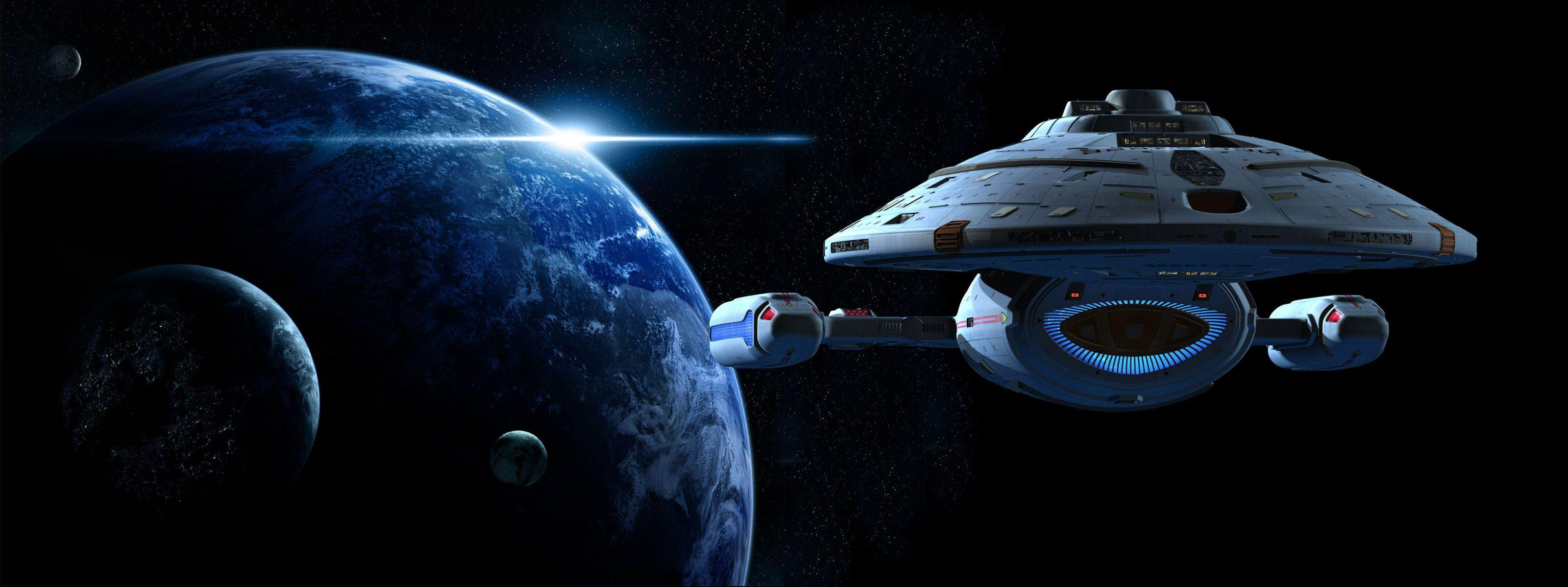 Star Trek Voyager Wallpapers