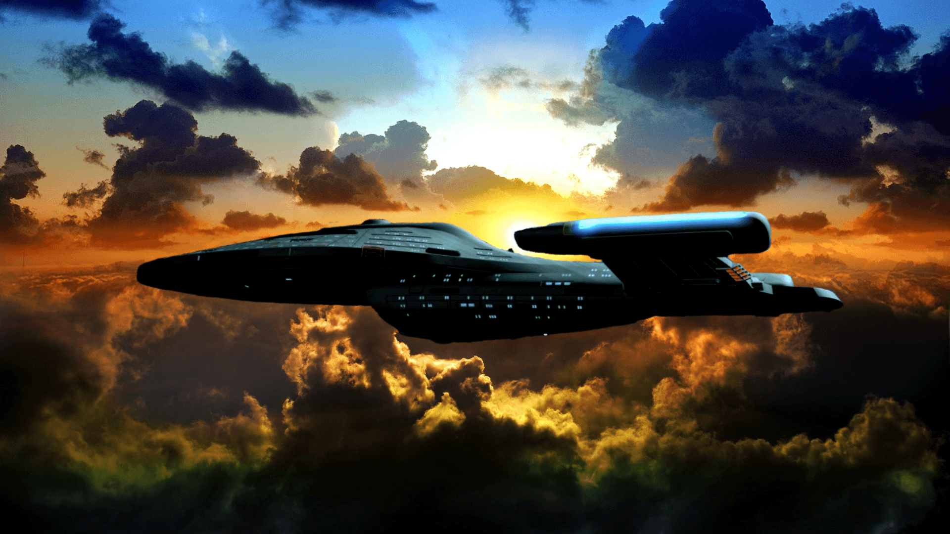 9 Voyager HD Wallpapers