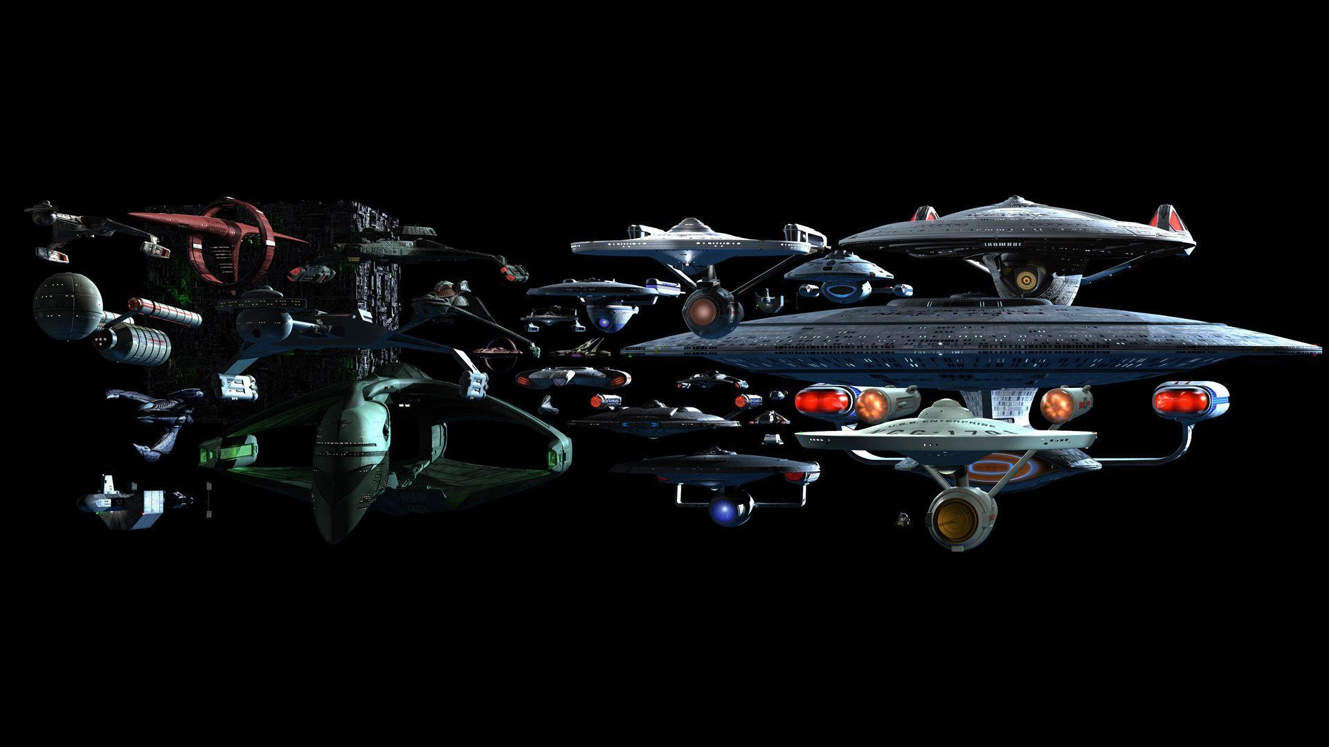 Star Trek Starships Wallpapers Group