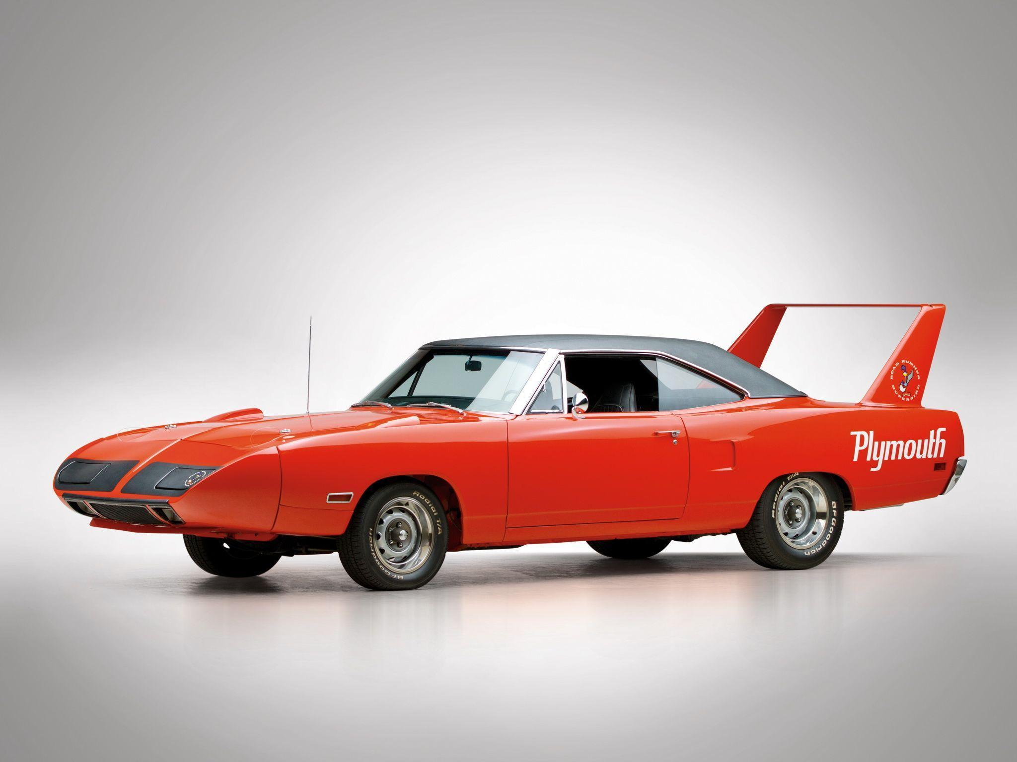 1970 Plymouth Road Runner Superbird FR2 RM23 muscle classic ...