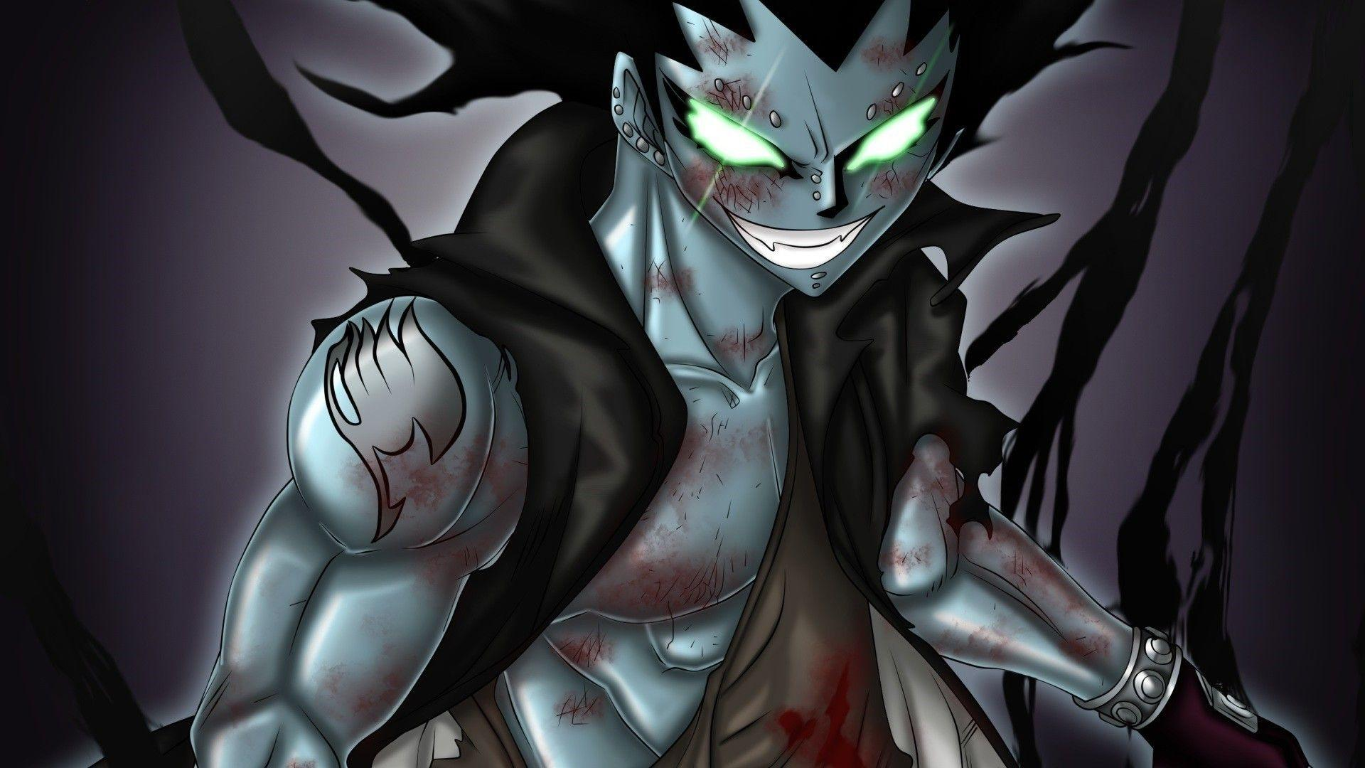 Fairy Tail, Gajeel Redfox Wallpapers HD / Desktop and Mobile