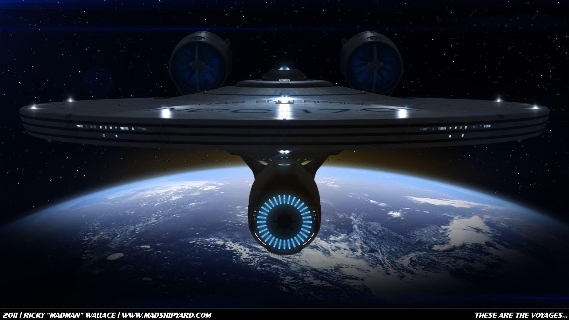 Star Trek USS Enterprise Wallpapers - Wallpaper Cave