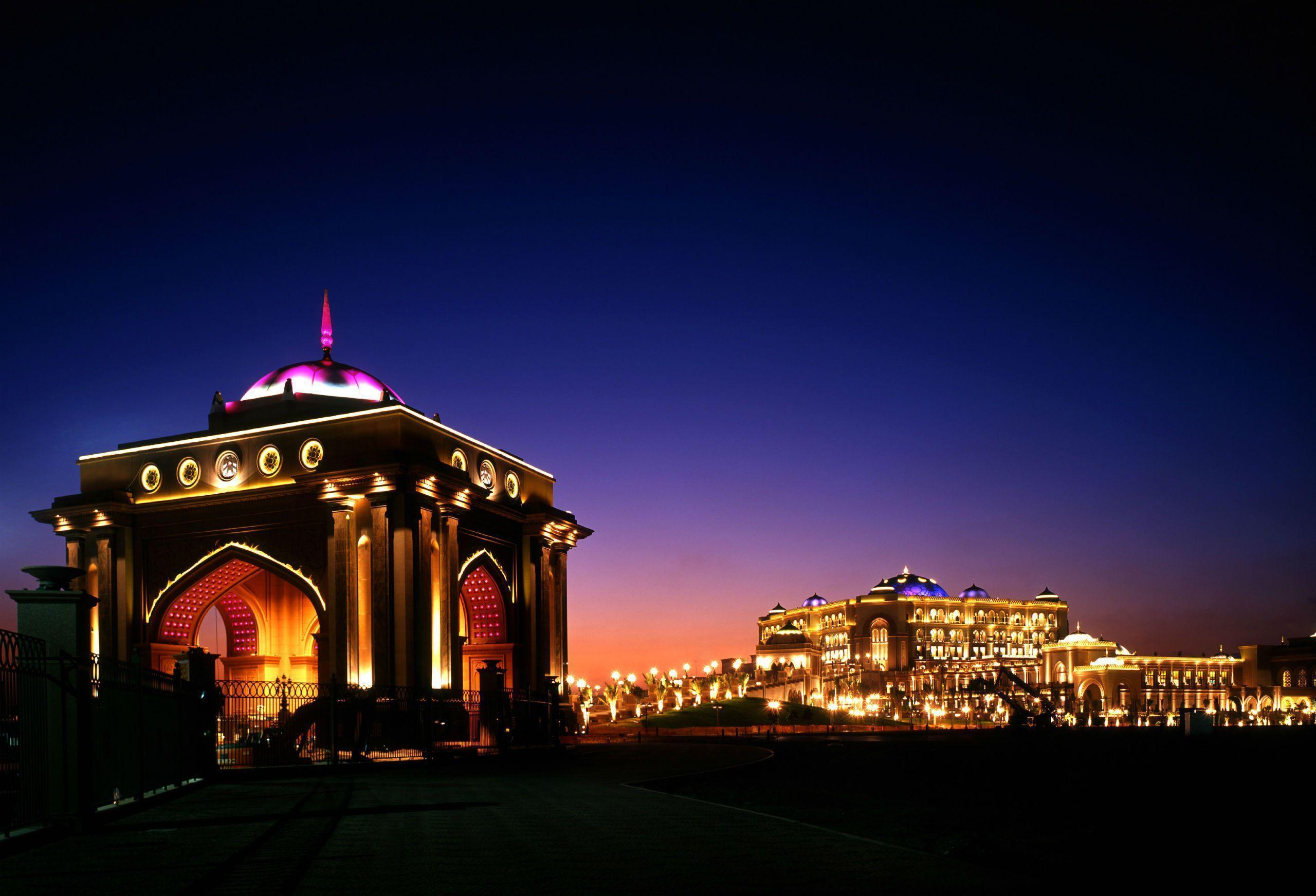 Emirates Palace Abu Dhabi Computer Wallpapers, Desktop Backgrounds