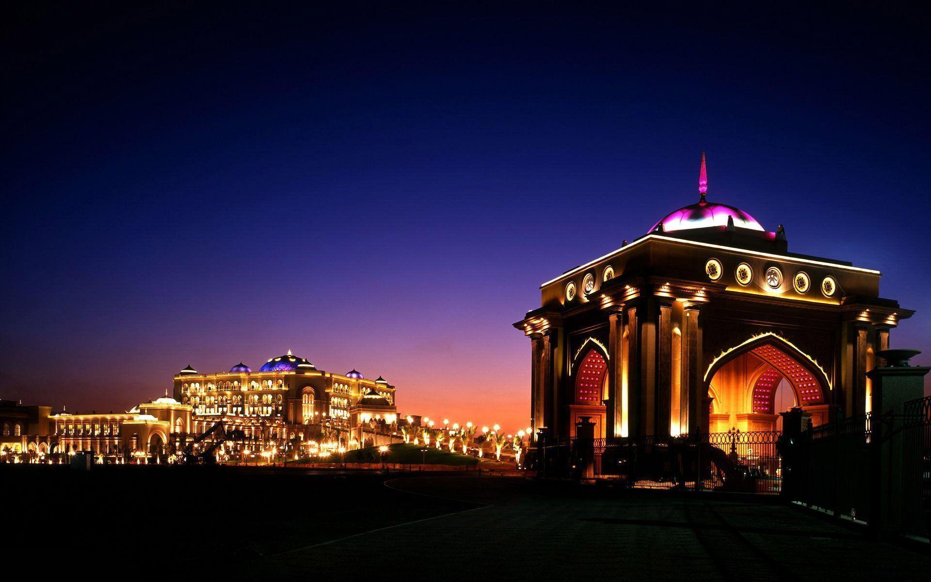 Emirates Palace Abu Dhabi Wallpapers