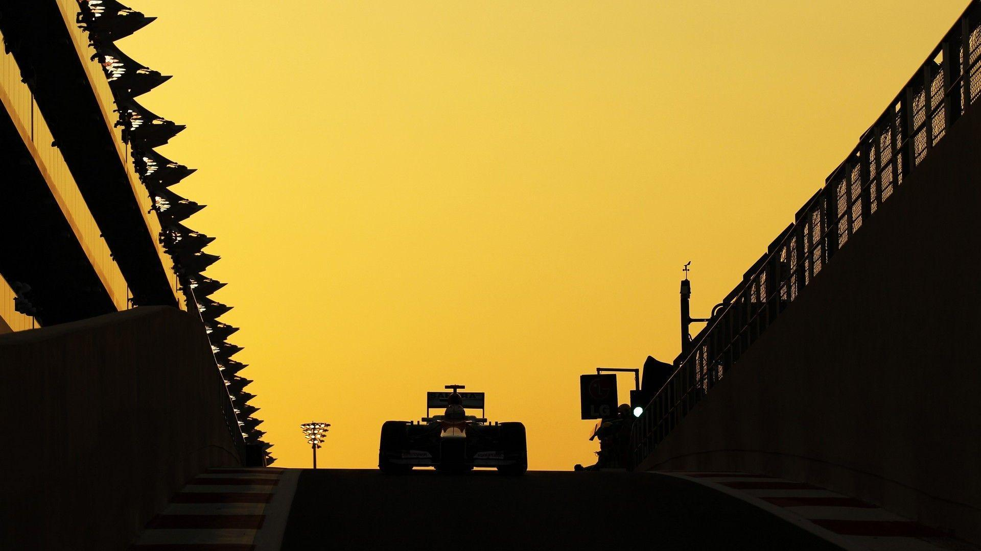 HD Wallpapers 2012 Formula 1 Grand Prix of Abu Dhabi