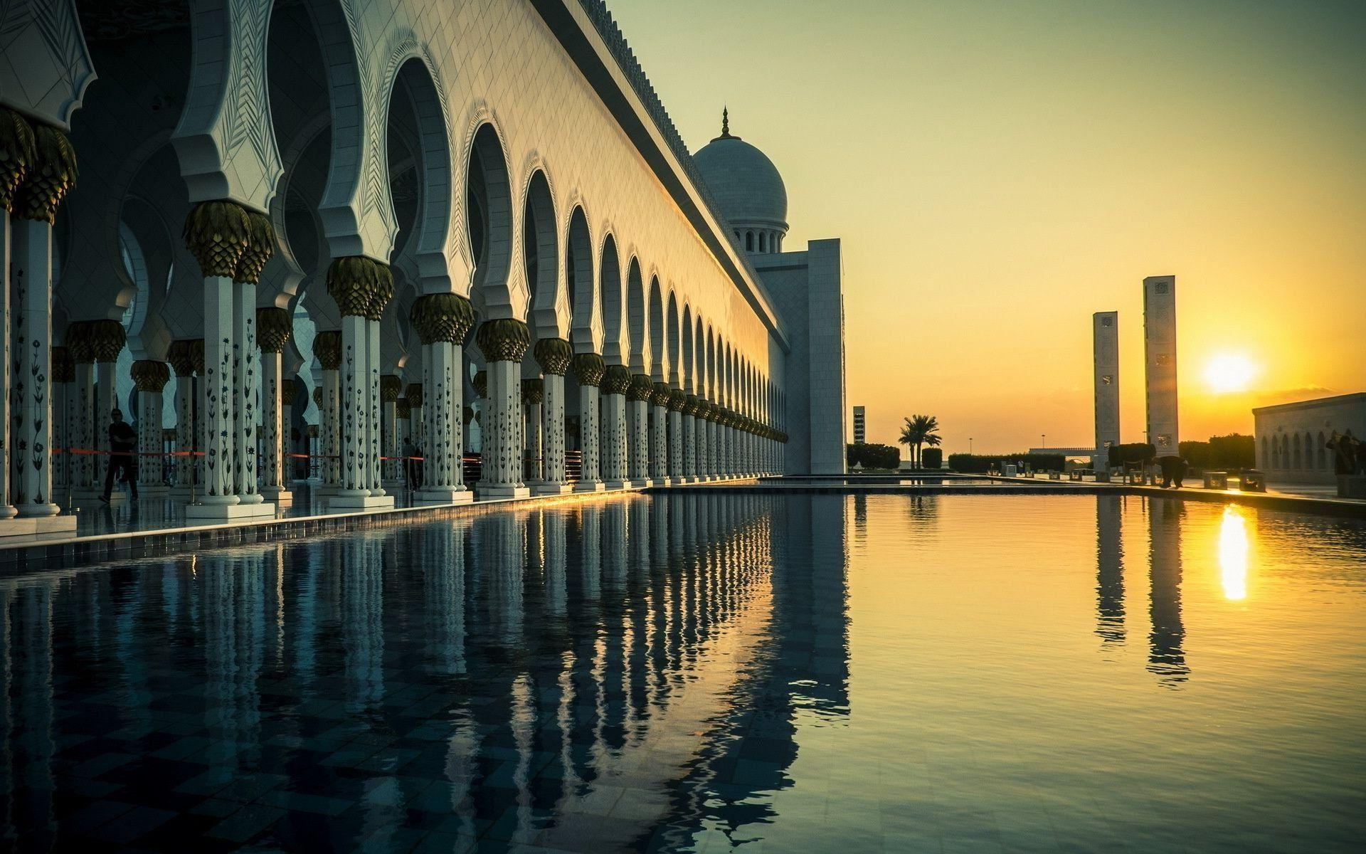 Sheikh Zayed Mosque Wallpapers 905058