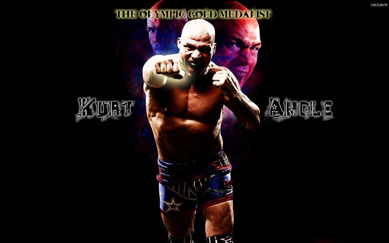 Kurt Angle Wallpaper by Vicc2k9 on DeviantArt