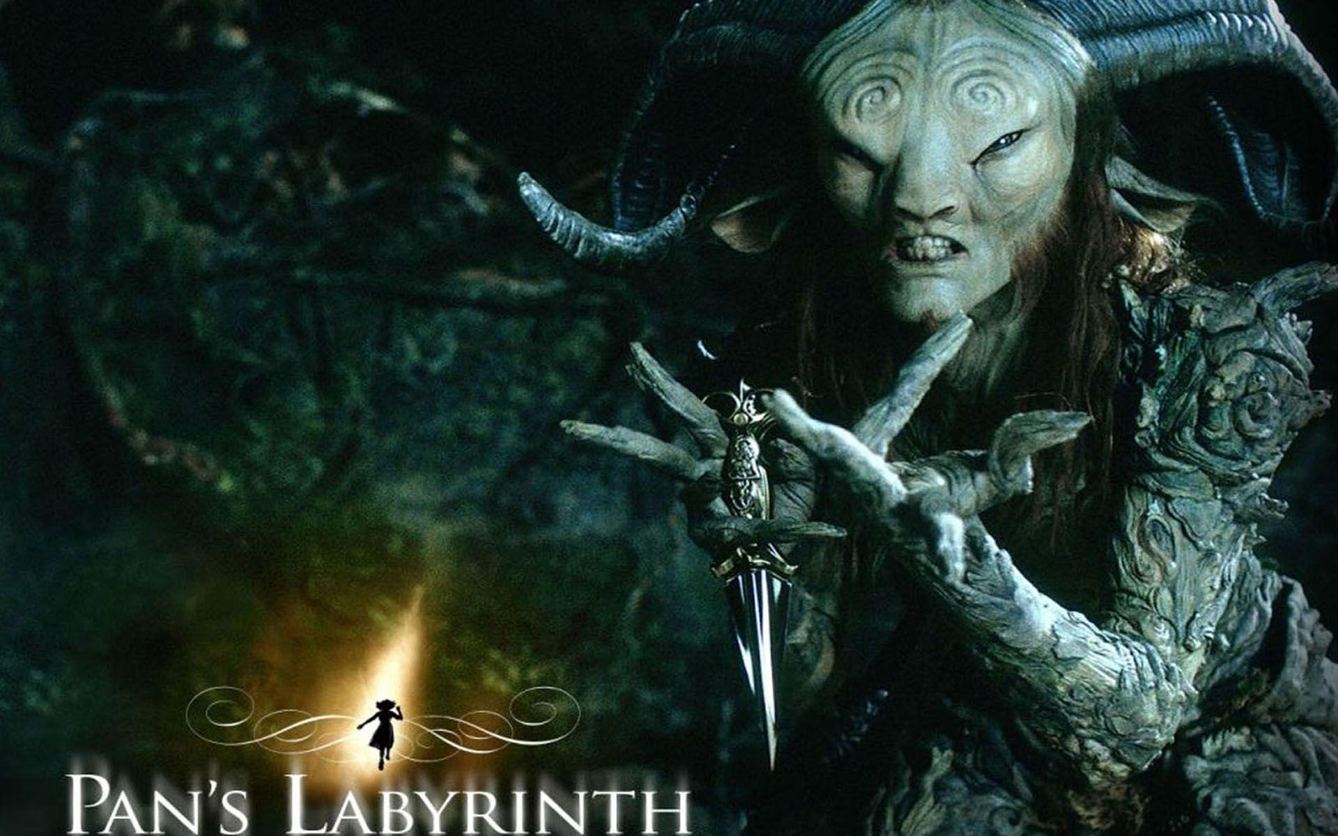Labyrinth wallpapers wallpaper cave - Fresh pan s labyrinth wallpaper ...