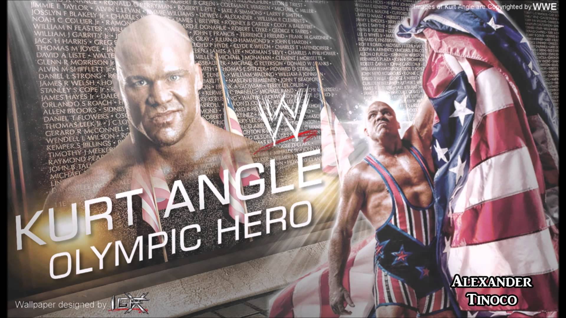 Kurt Angle Wallpapers - Wallpaper Cave