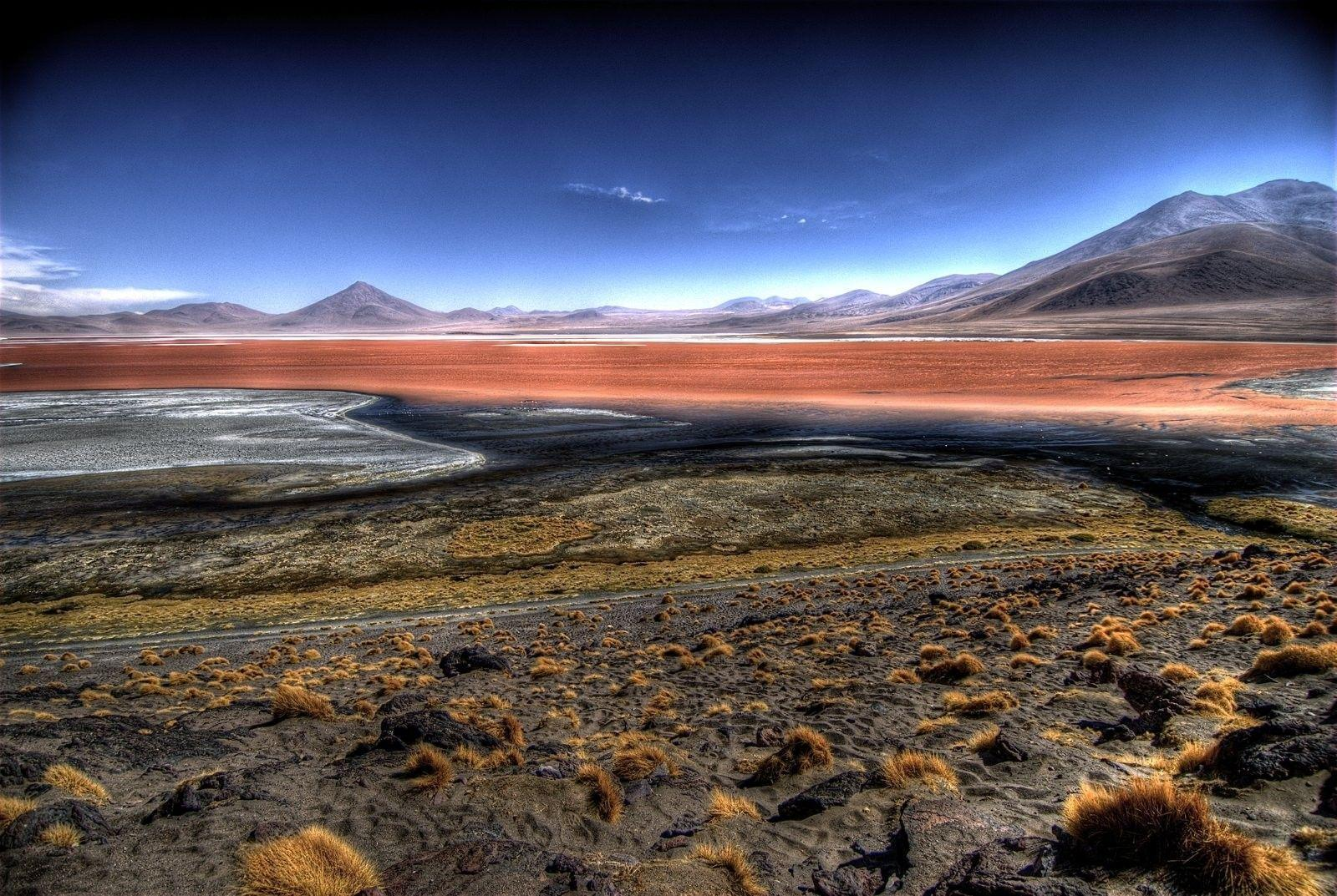Bolivia Tag wallpapers: Swirls Dust Bolivia Landscapes Amazing