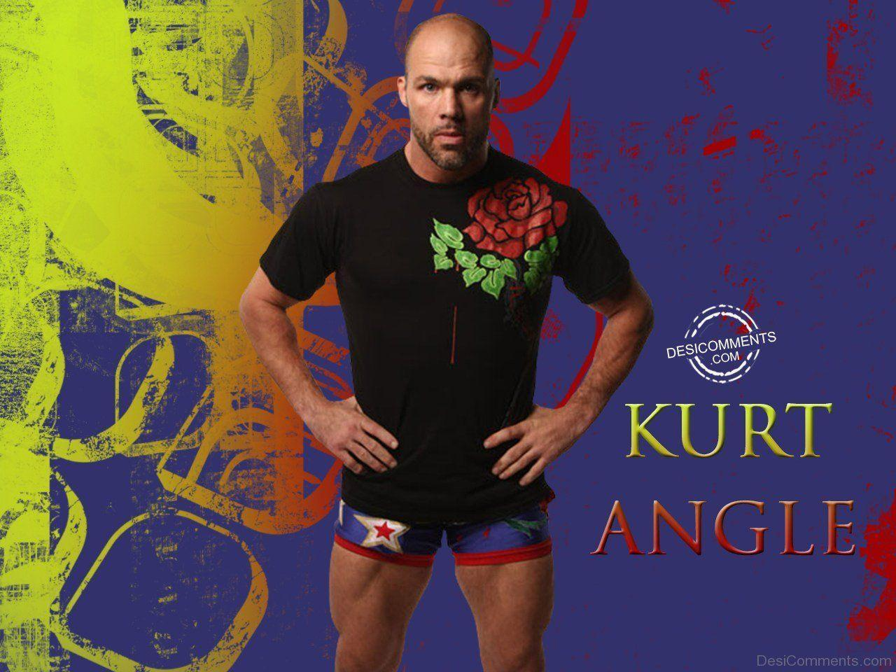 Kurt Angle | Wrestling Wallpapers