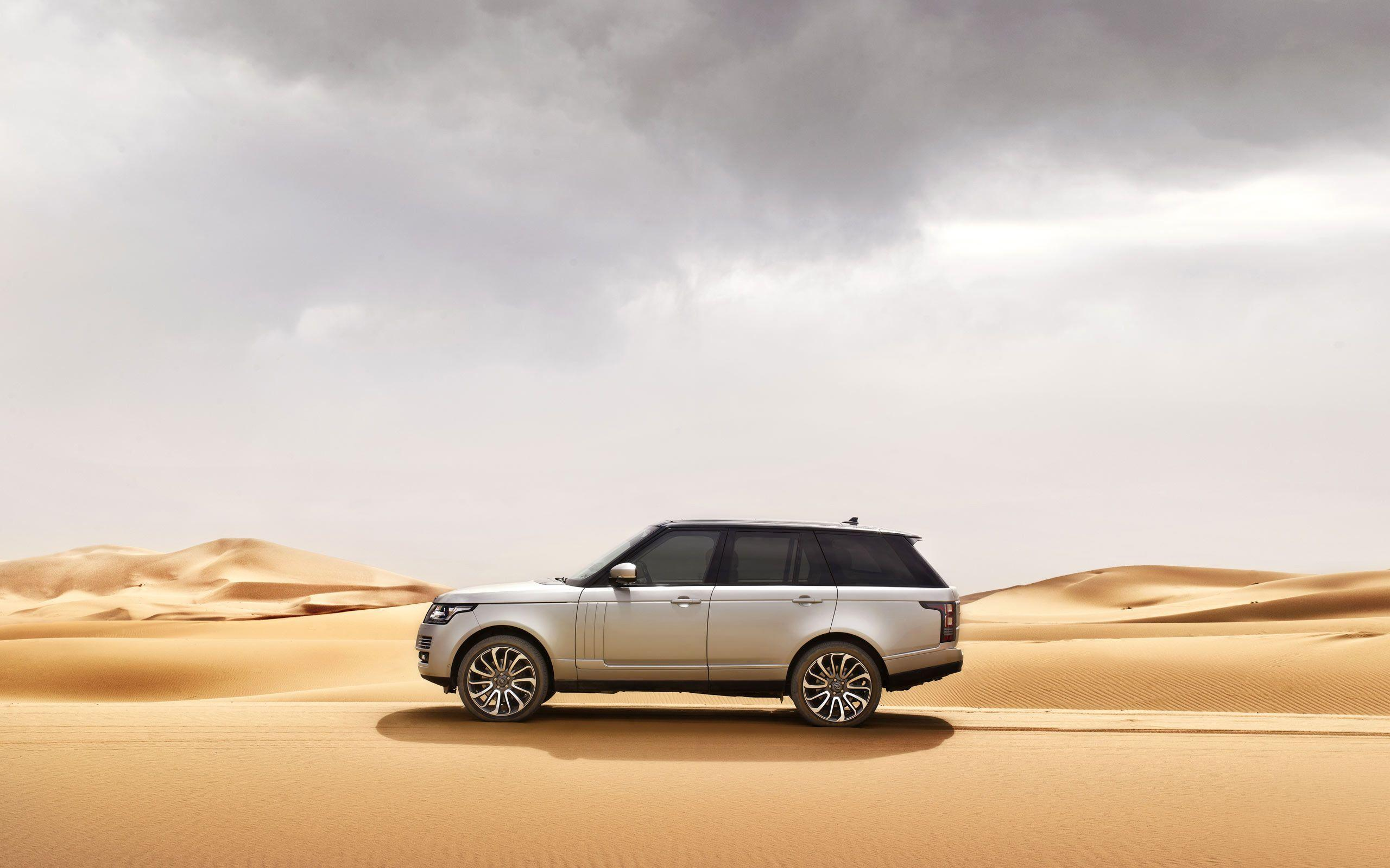 Land Rover Range Rover 2013 2 Wallpapers