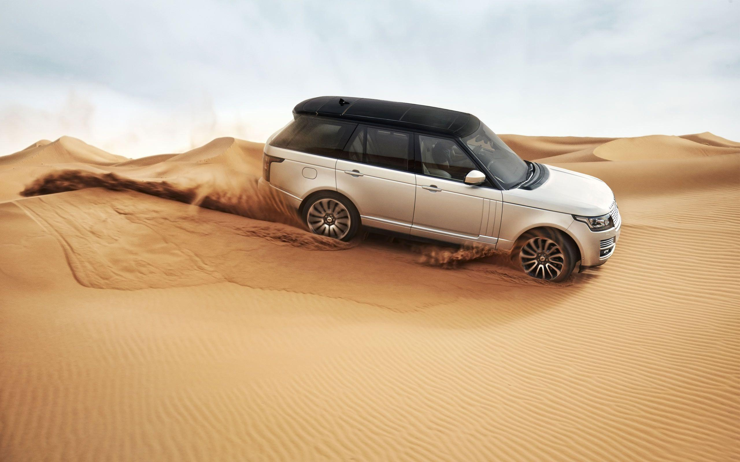 2013 Land Rover Range Rover Wallpapers