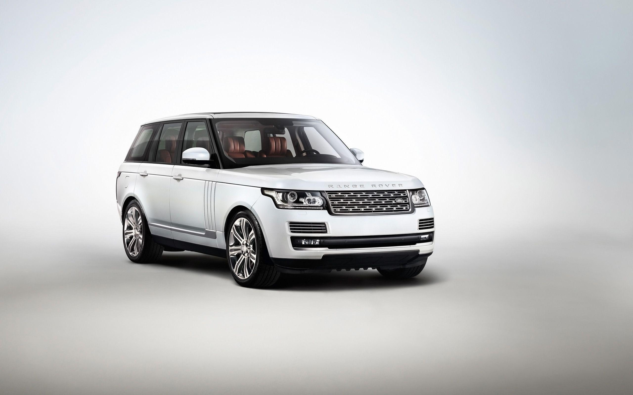 2014 Land Rover Range Rover Autobiography Wallpapers