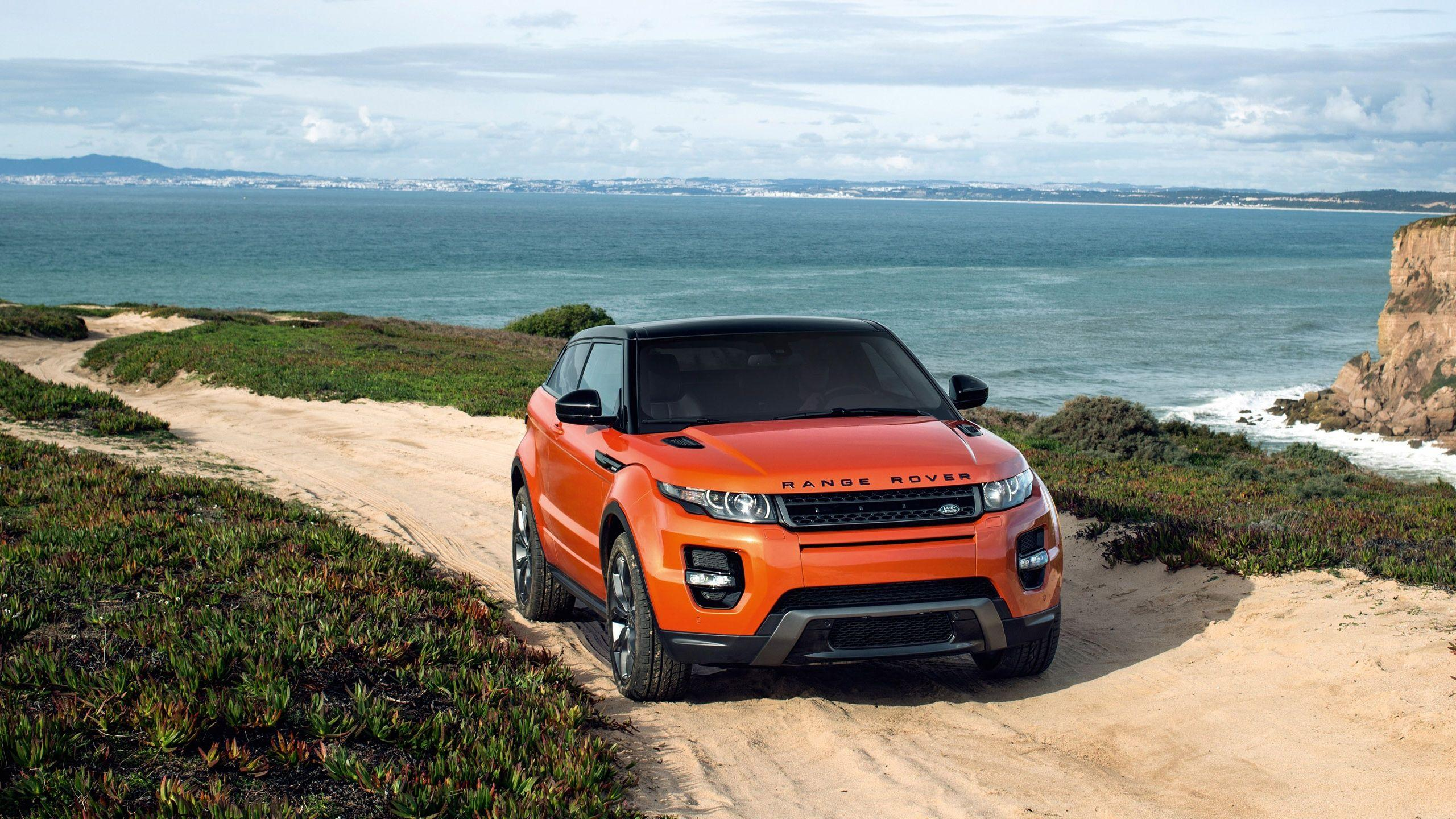 2014 Land Rover Range Rover Evoque Autobiography Dynamic Wallpapers