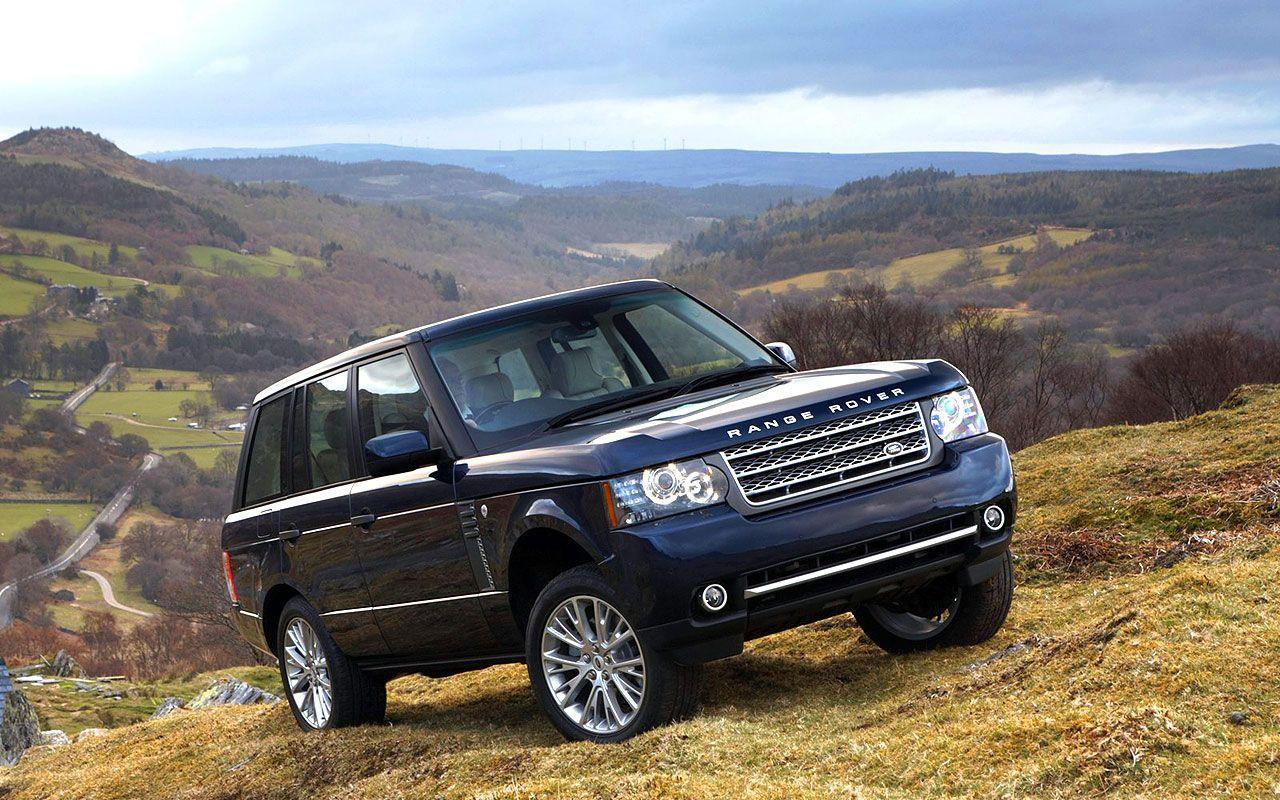 Land Rover Range Rover 2010, 2011, and 2012 Wallpapers