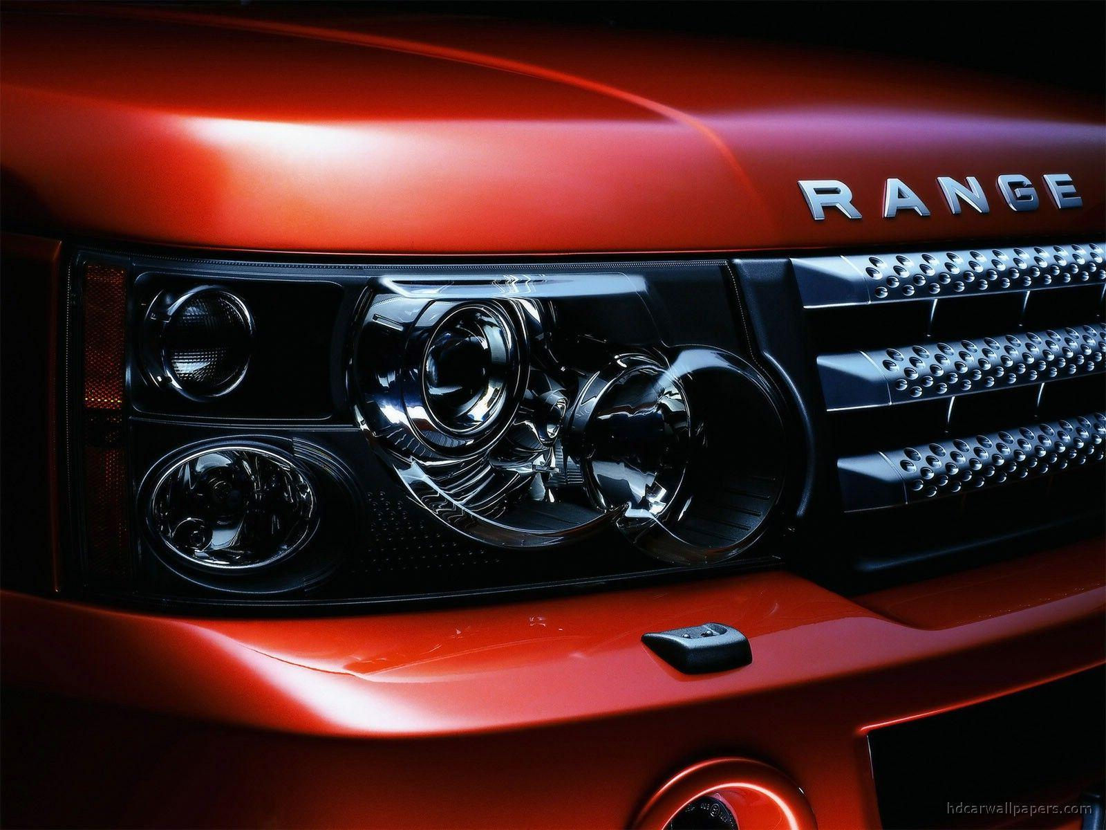 Land Rover Range Rover Sport Headlight Wallpapers