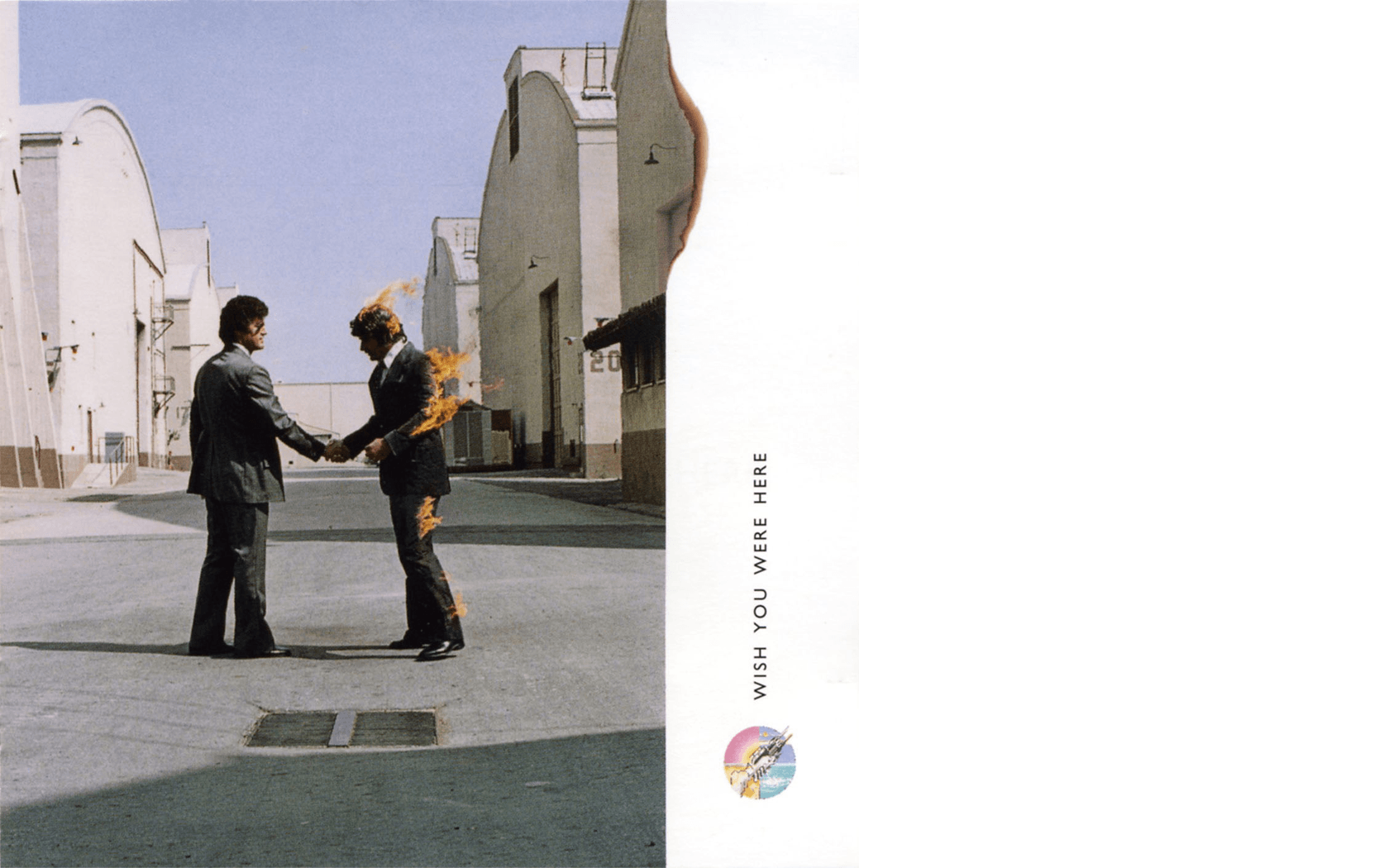 Pink Floyd Wish You Were Here Wallpapers by egtodd09