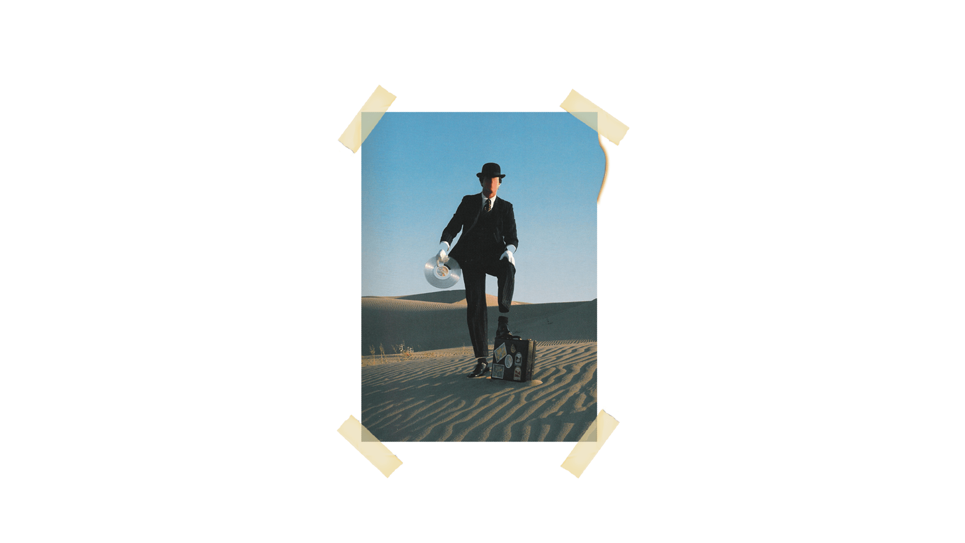 I made this wallpapers based off the Wish You Were Here album cover