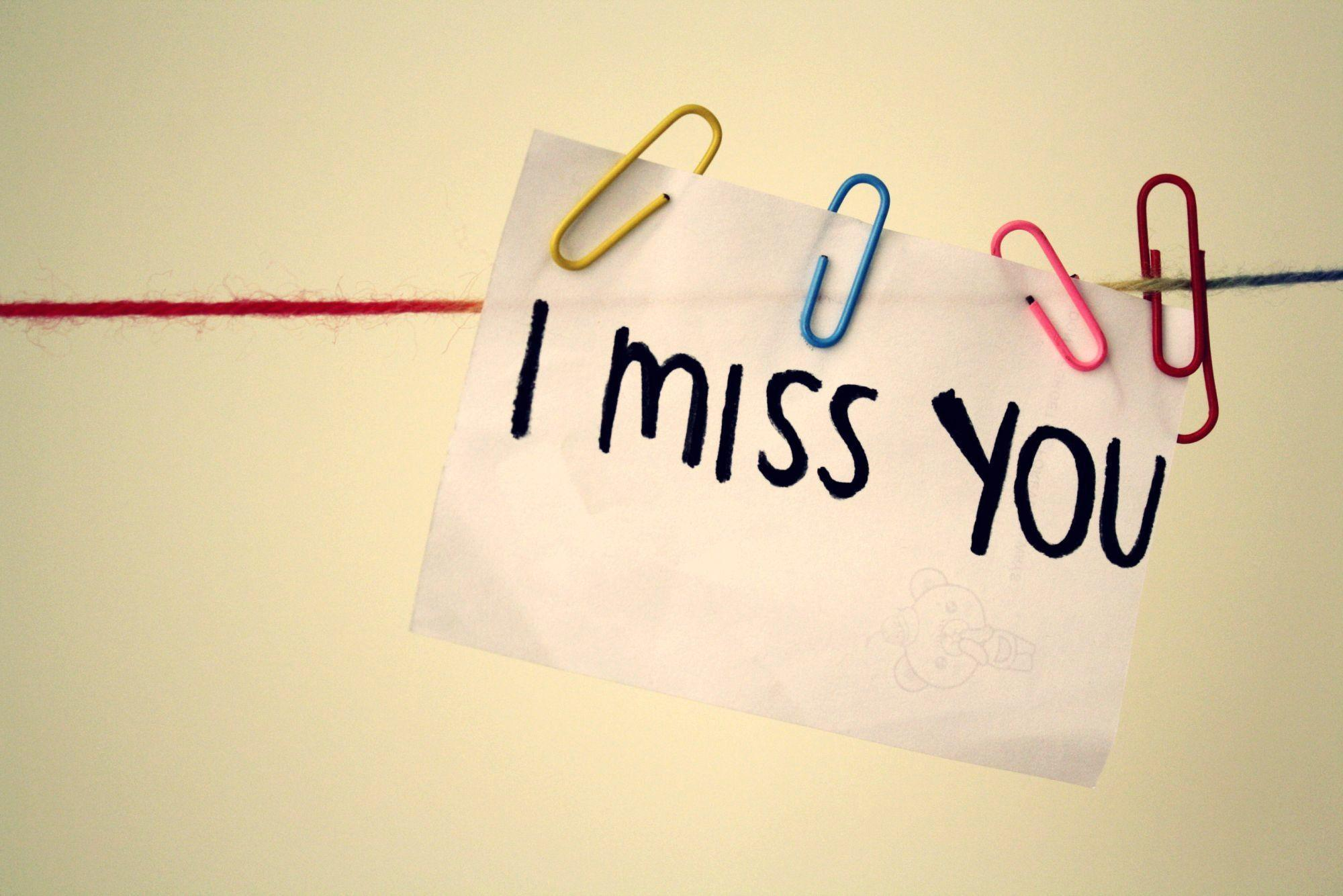 Miss You Wish You Were Here Wallpapers