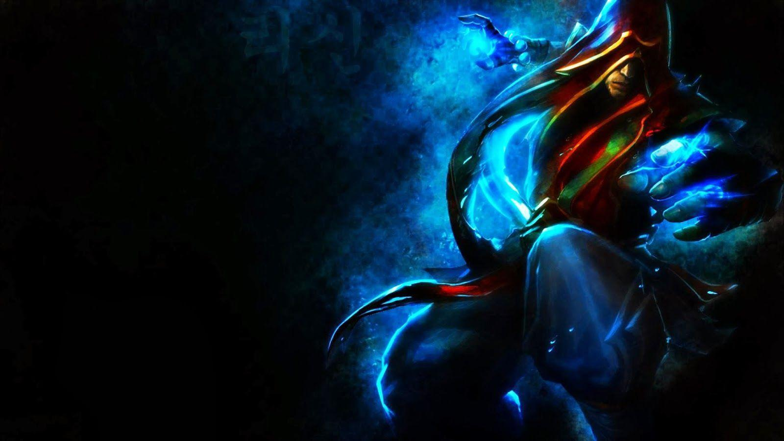 Lee Sin Wallpapers Wallpaper Cave