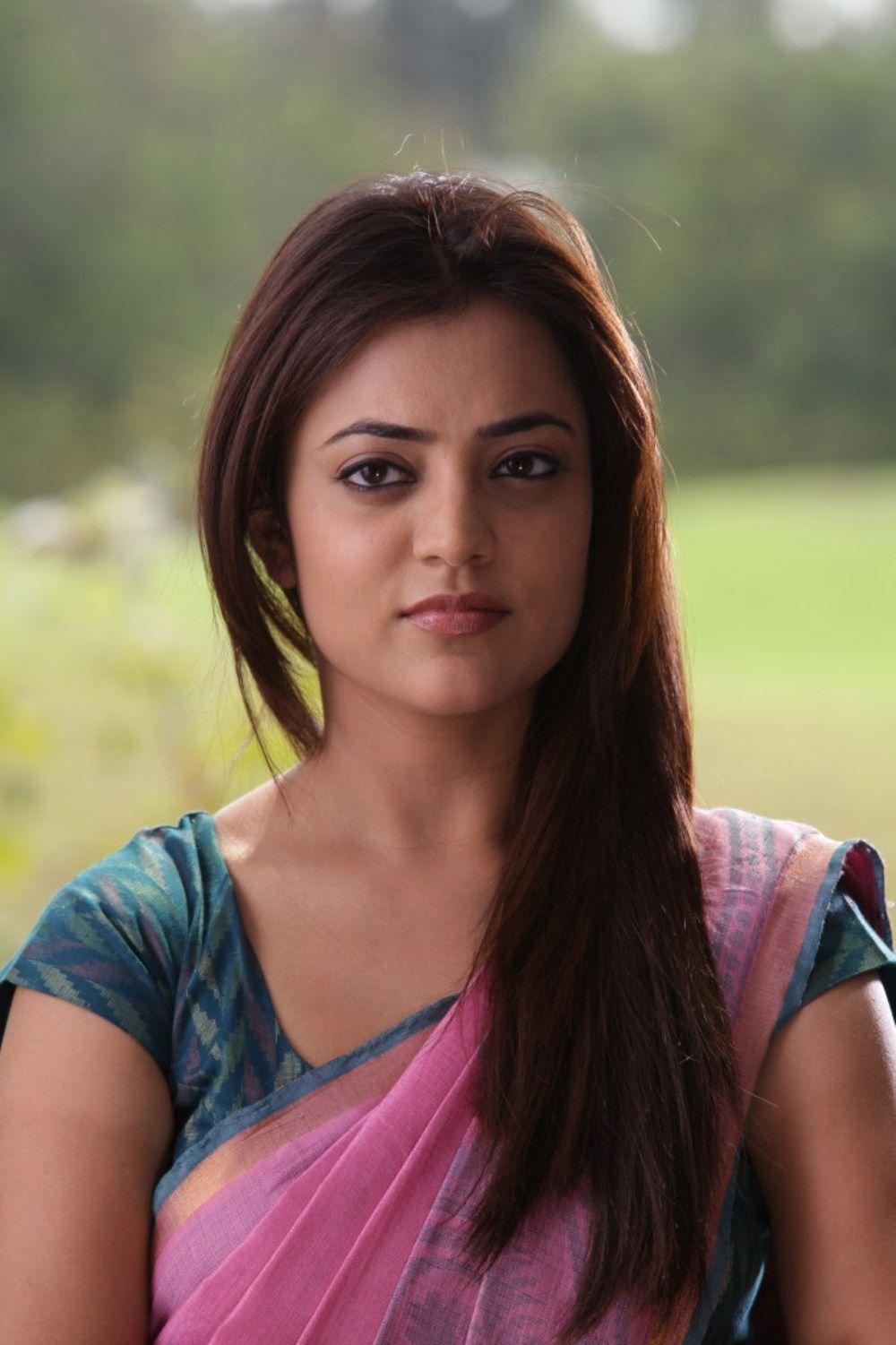 SOUTH INDIAN ACTRESS wallpapers in HD: Nisha Agarwal Pink saree