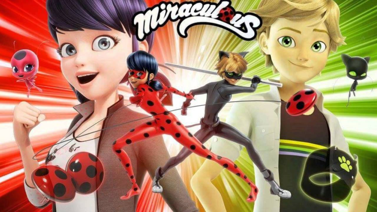 Populares Miraculous Wallpapers - Wallpaper Cave ZU34
