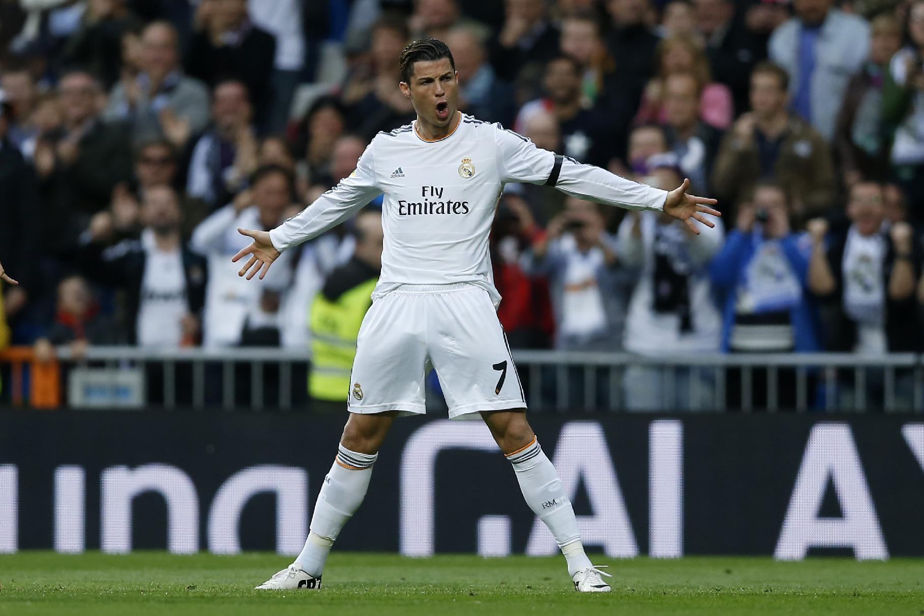 Ronaldo Celebration Wallpapers Wallpaper Cave