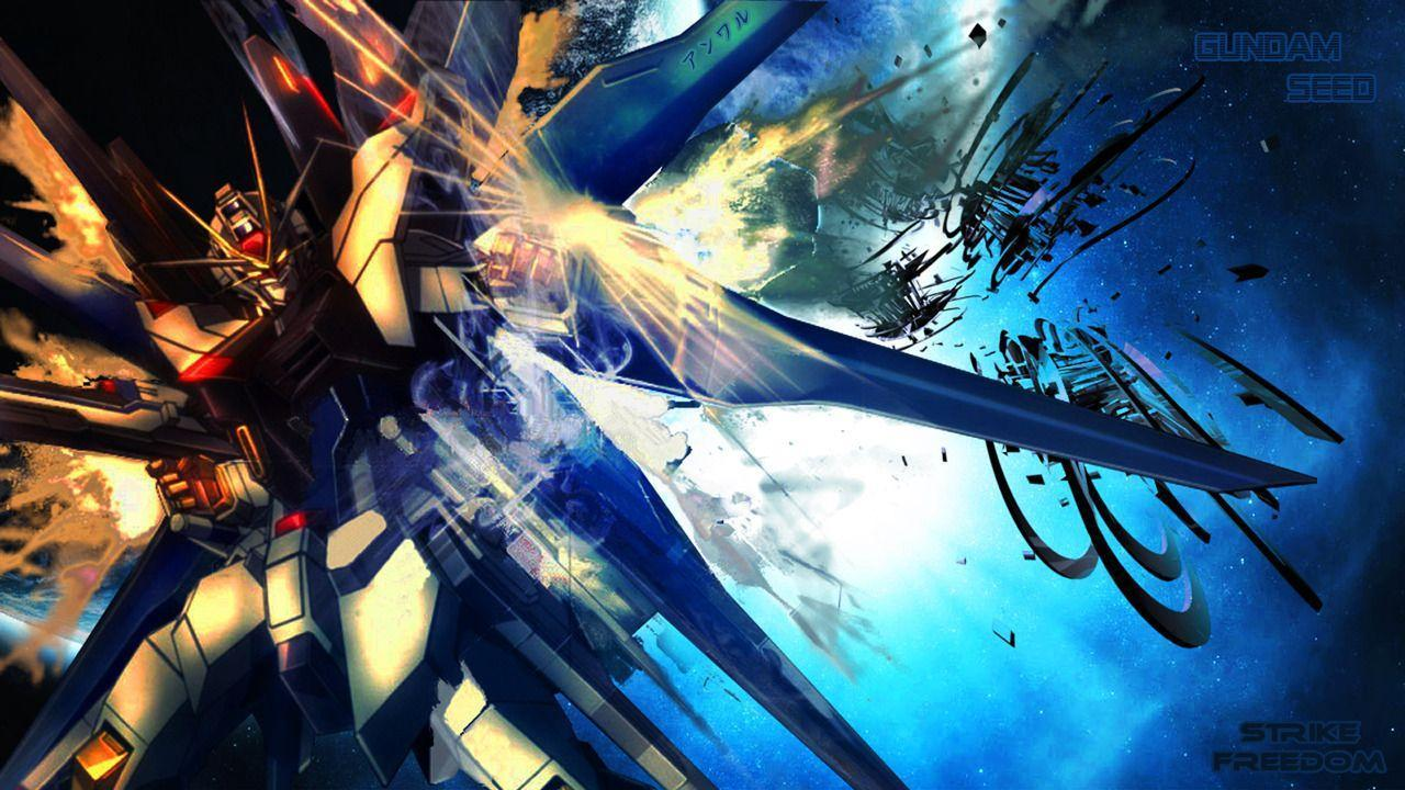 Strike Freedom Wallpapers - Wallpaper Cave